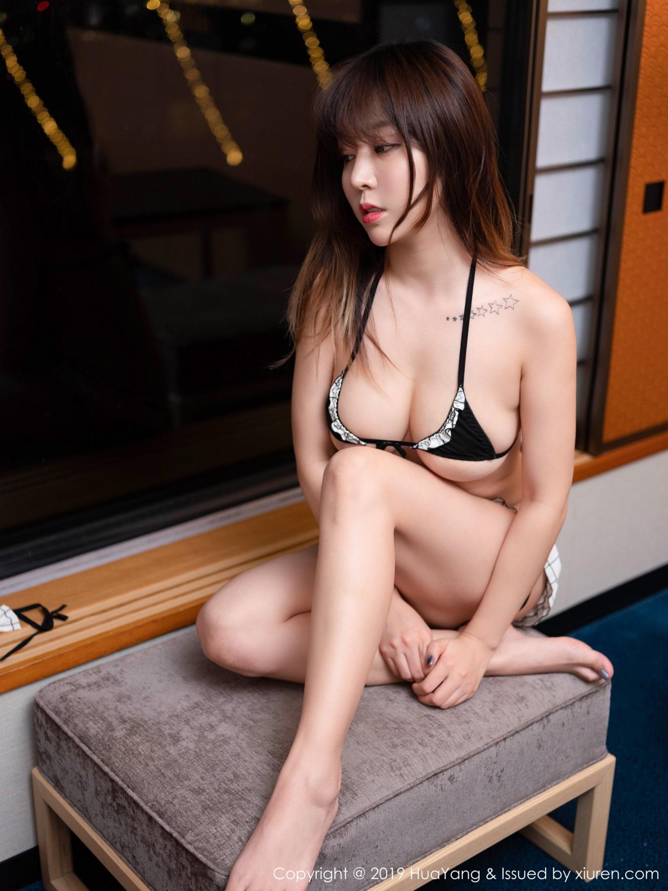 [Huayang] Vol.146 Wang Yu Chun 21P, HuaYang, Sexy, Underwear, Wang Yu Chun