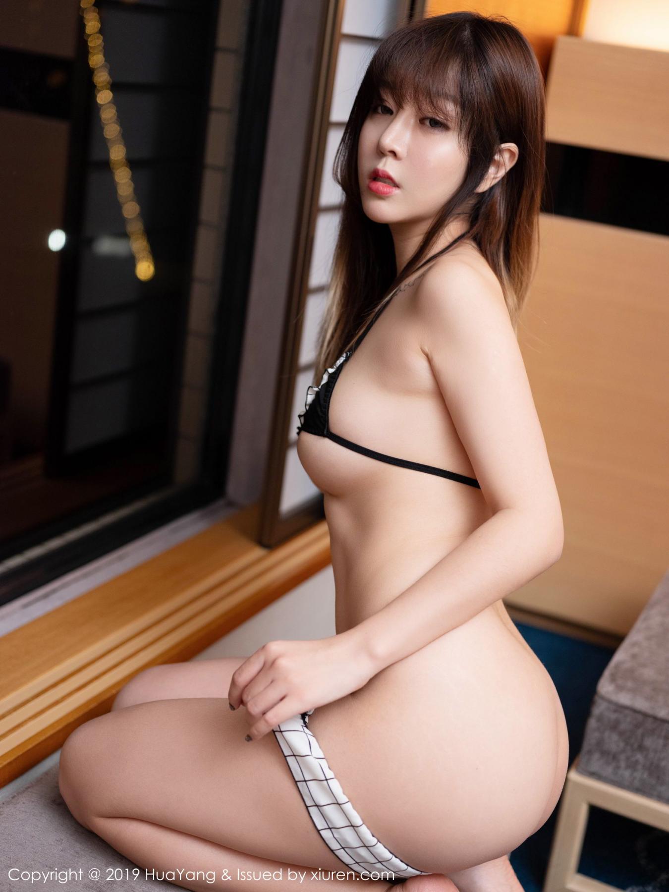 [Huayang] Vol.146 Wang Yu Chun 23P, HuaYang, Sexy, Underwear, Wang Yu Chun