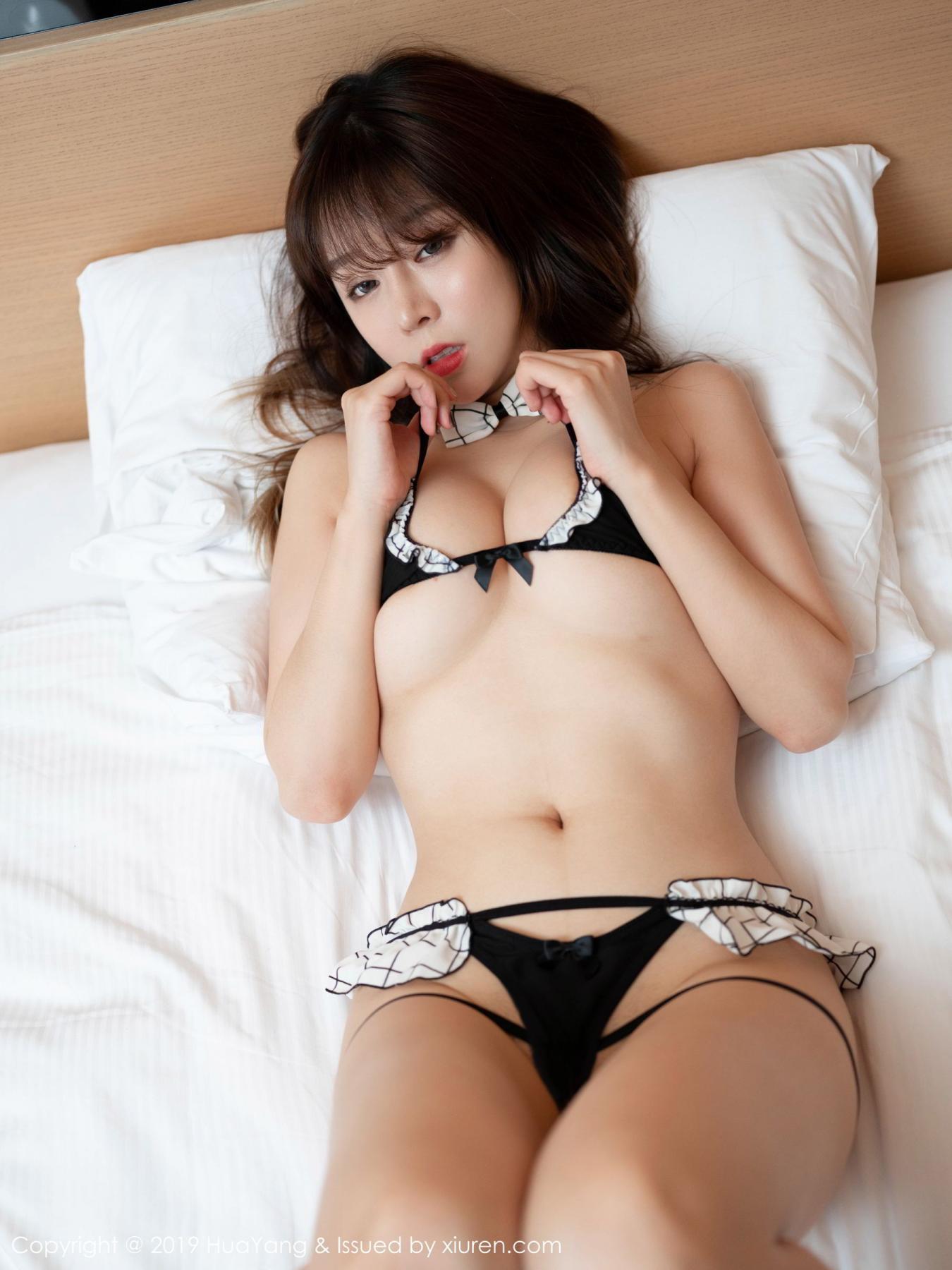 [Huayang] Vol.146 Wang Yu Chun 4P, HuaYang, Sexy, Underwear, Wang Yu Chun