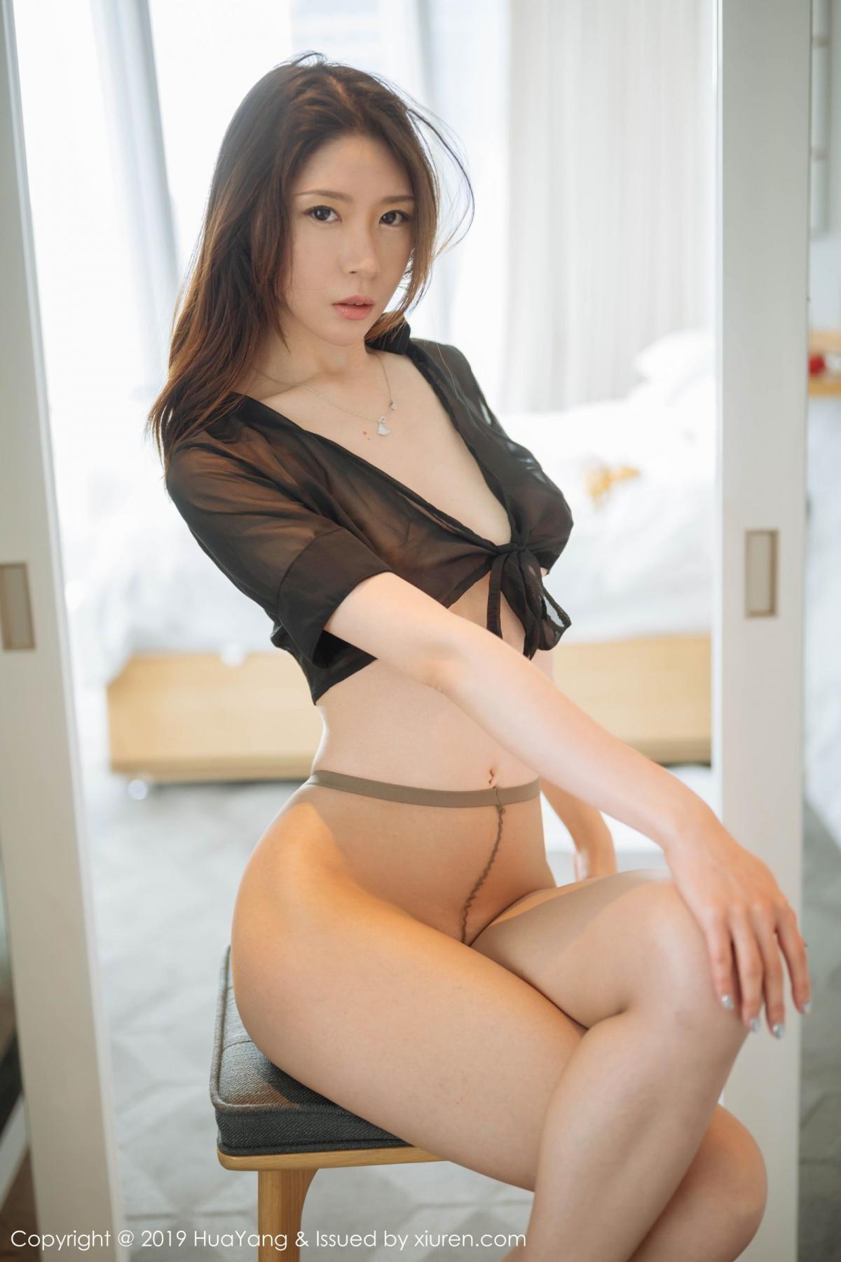 [Huayang] Vol.153 Meng Xin Yue 4P, Adult, HuaYang, Meng Xin Yue, Tall