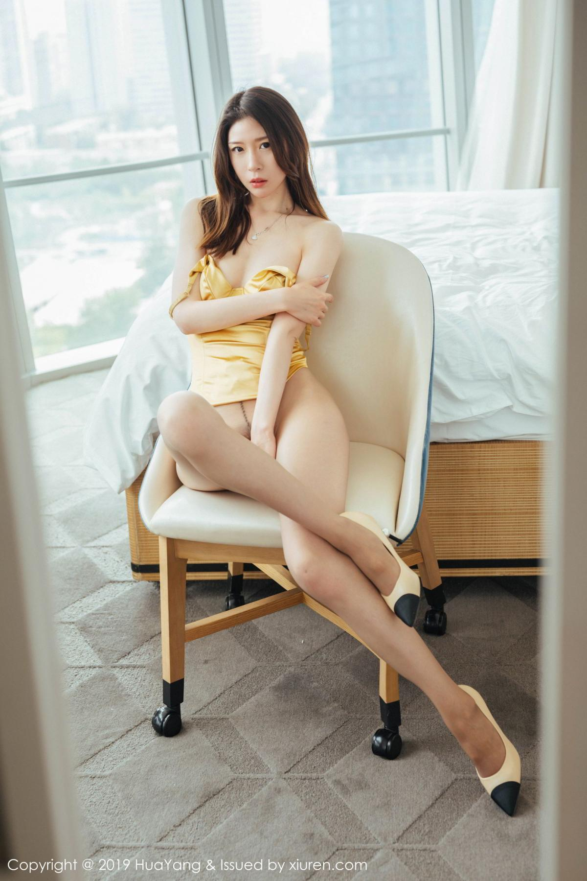 [Huayang] Vol.155 Meng Xin Yue 19P, HuaYang, Meng Xin Yue, Tall