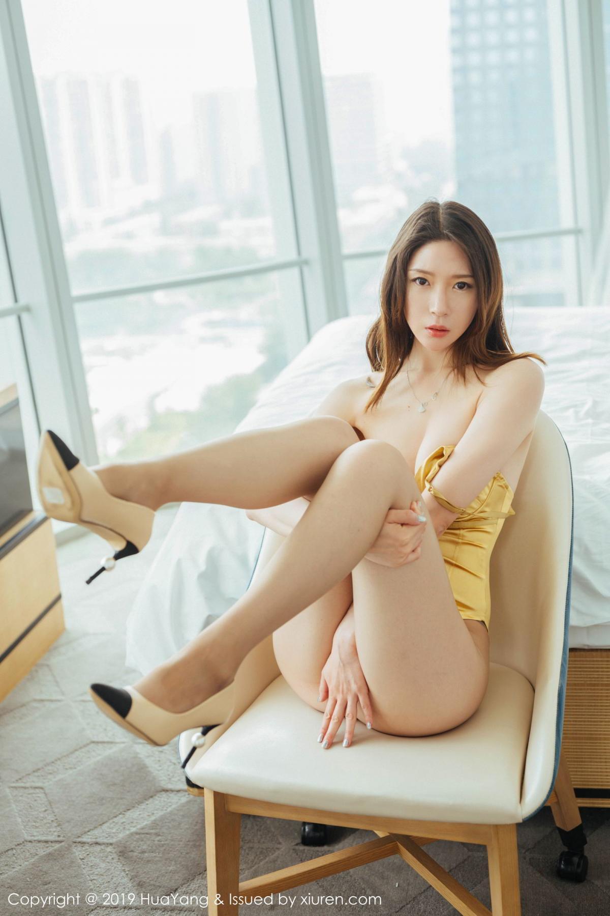 [Huayang] Vol.155 Meng Xin Yue 21P, HuaYang, Meng Xin Yue, Tall