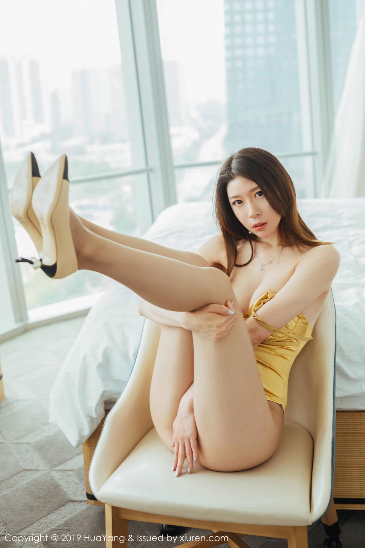 [Huayang] Vol.155 Meng Xin Yue 22P, HuaYang, Meng Xin Yue, Tall