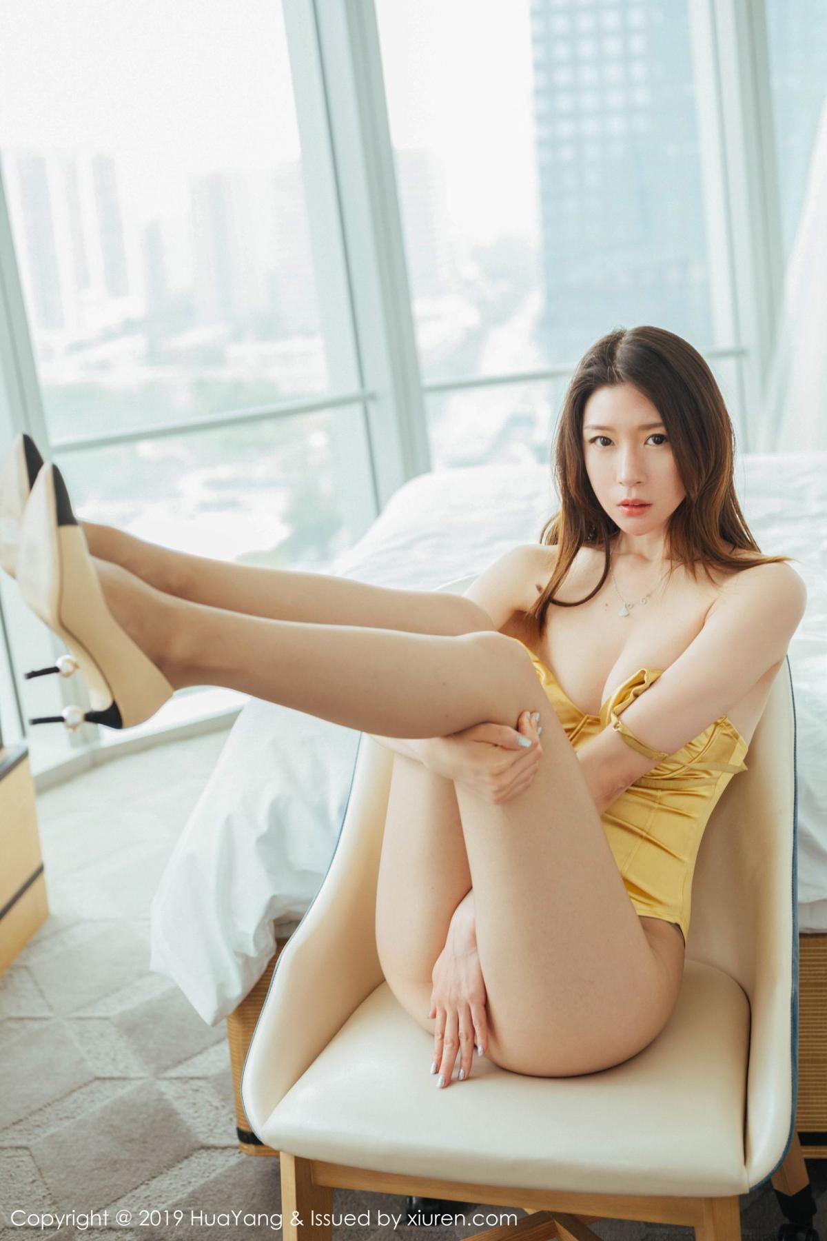 [Huayang] Vol.155 Meng Xin Yue 23P, HuaYang, Meng Xin Yue, Tall
