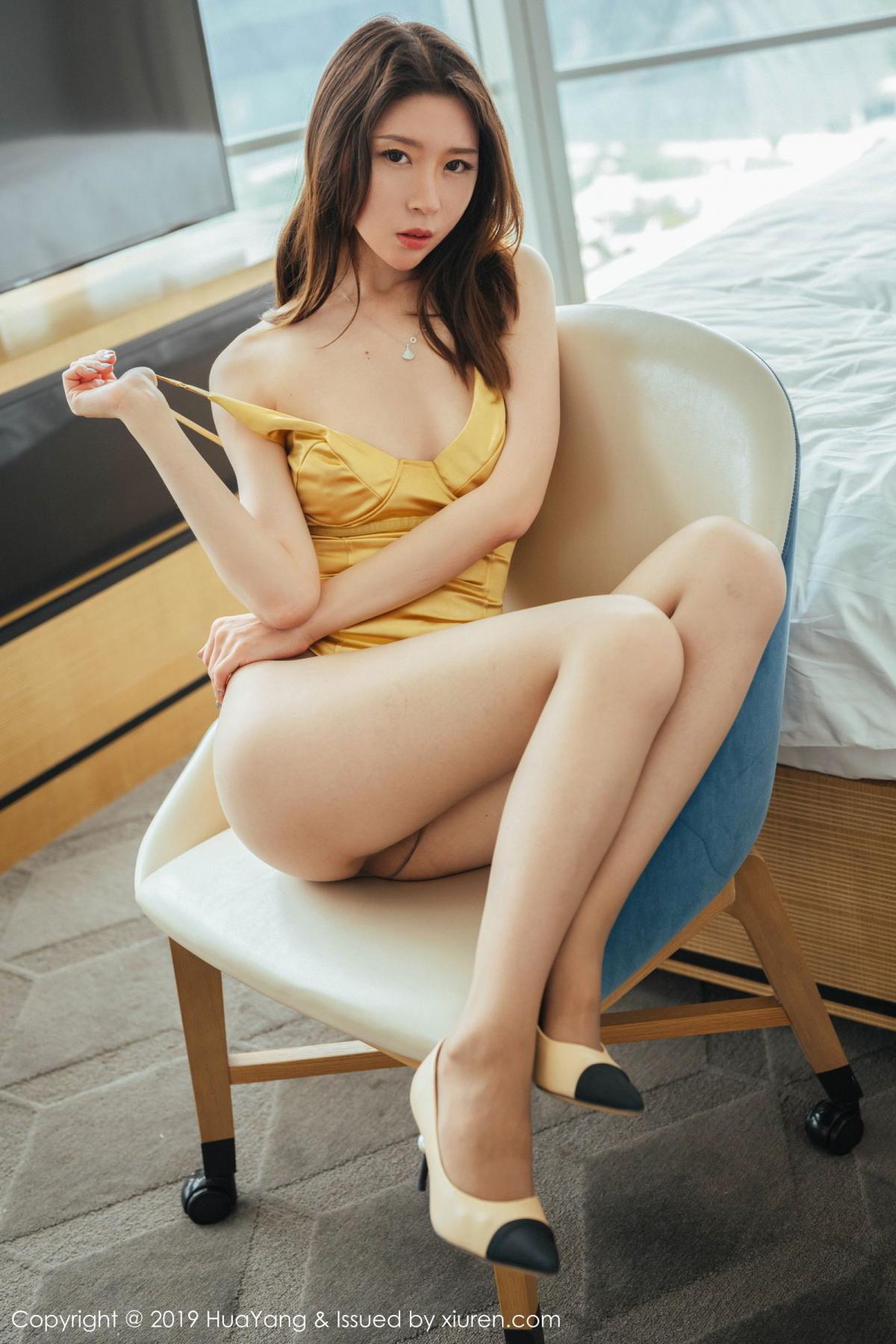 [Huayang] Vol.155 Meng Xin Yue 30P, HuaYang, Meng Xin Yue, Tall