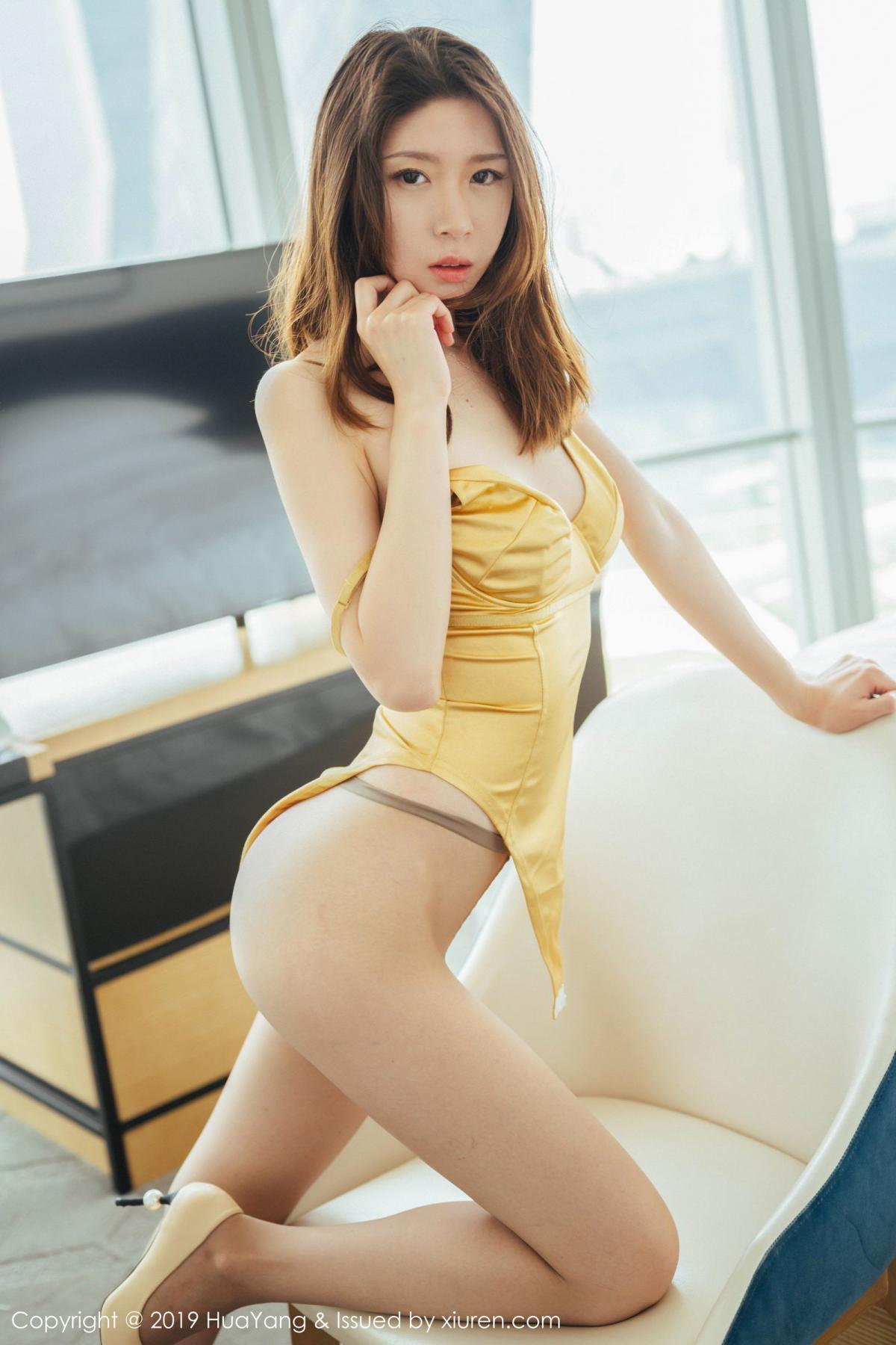 [Huayang] Vol.155 Meng Xin Yue 47P, HuaYang, Meng Xin Yue, Tall