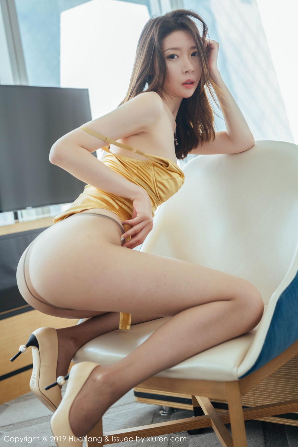 [Huayang] Vol.155 Meng Xin Yue 52P, HuaYang, Meng Xin Yue, Tall