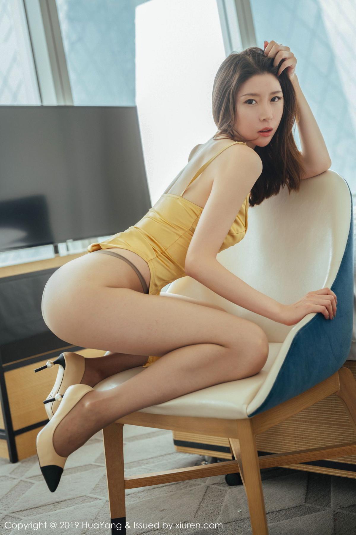 [Huayang] Vol.155 Meng Xin Yue 54P, HuaYang, Meng Xin Yue, Tall