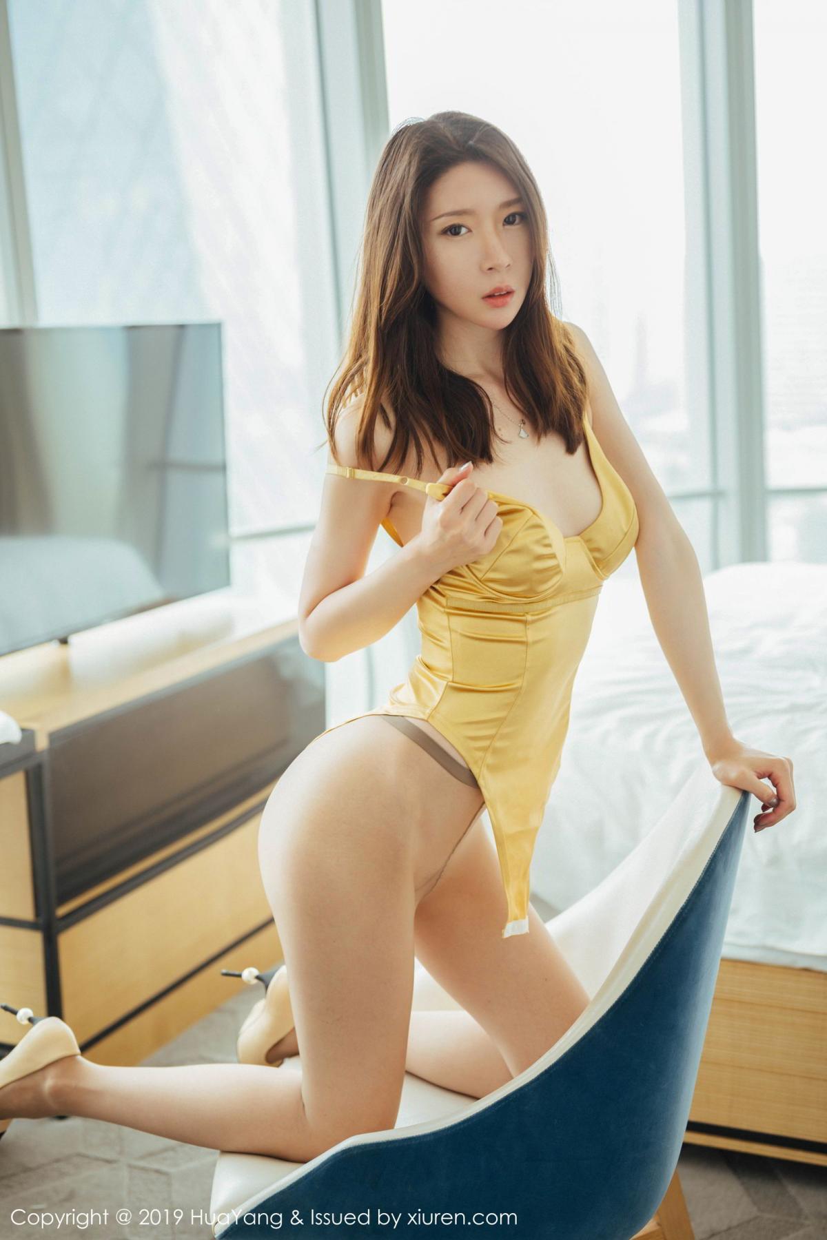 [Huayang] Vol.155 Meng Xin Yue 7P, HuaYang, Meng Xin Yue, Tall
