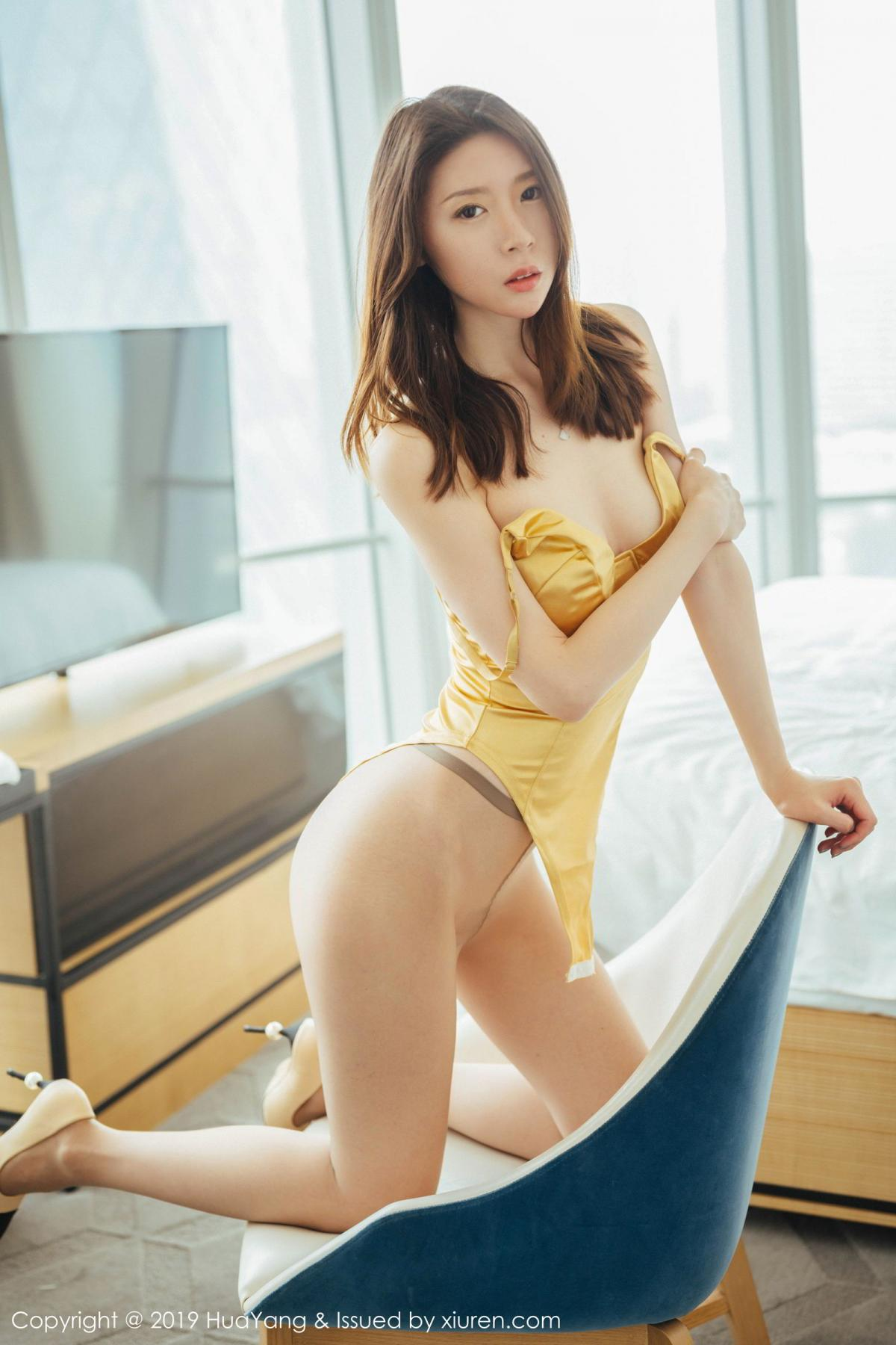 [Huayang] Vol.155 Meng Xin Yue 8P, HuaYang, Meng Xin Yue, Tall