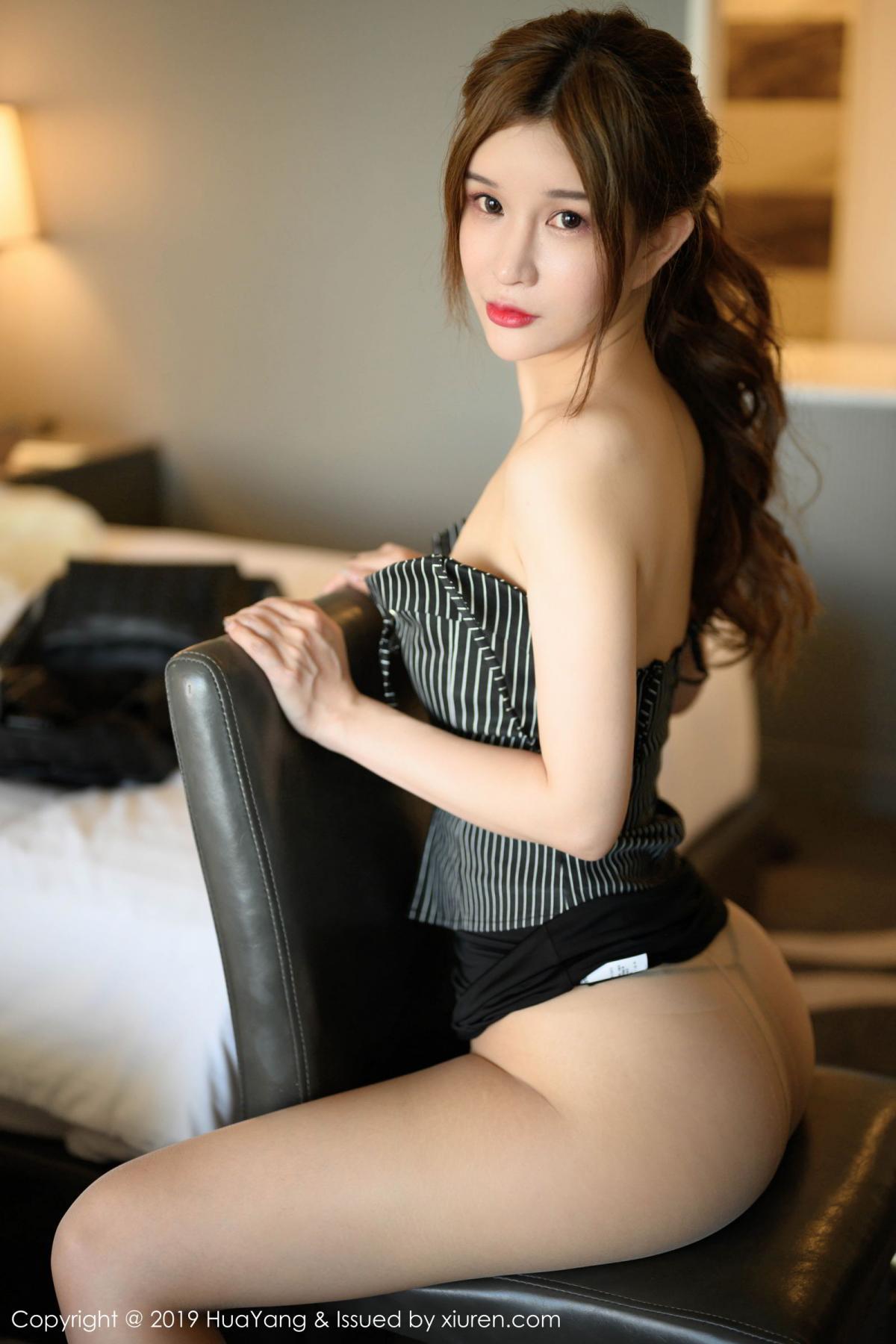 [Huayang] Vol.159 Chun Xiao Xi 3P, Chun Xiao Xi, HuaYang