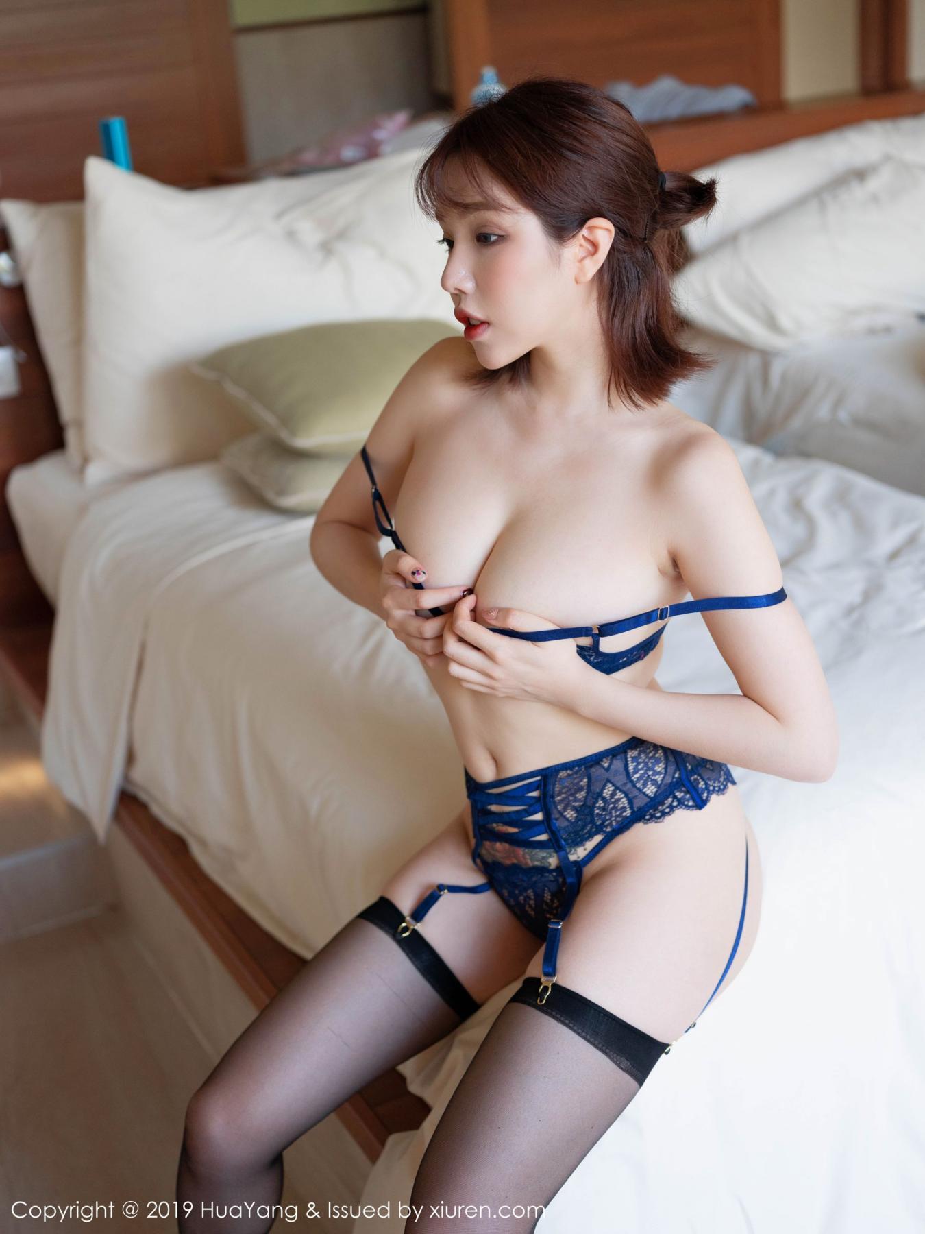 [Huayang] Vol.161 Huang Le Ran 12P, Bikini, Huang Le Ran, HuaYang, Swim Pool