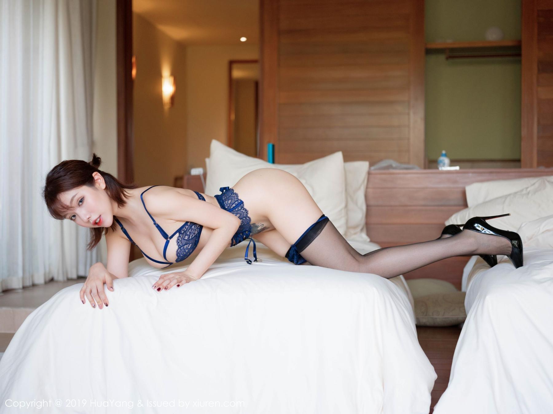[Huayang] Vol.161 Huang Le Ran 21P, Bikini, Huang Le Ran, HuaYang, Swim Pool