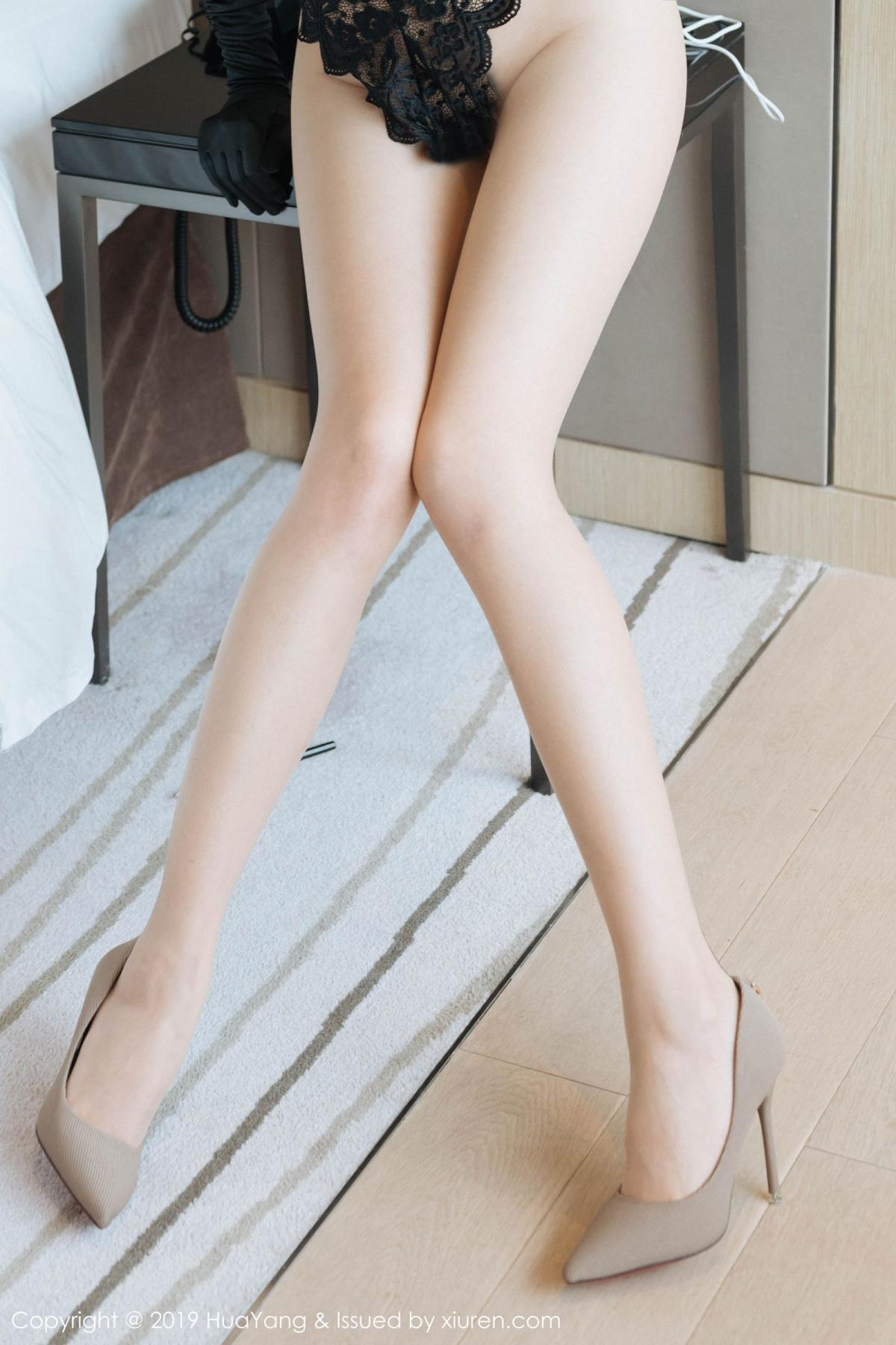 [Huayang] Vol.163 Fu Yi Xuan 51P, Fu Yi Xuan, HuaYang, Tall
