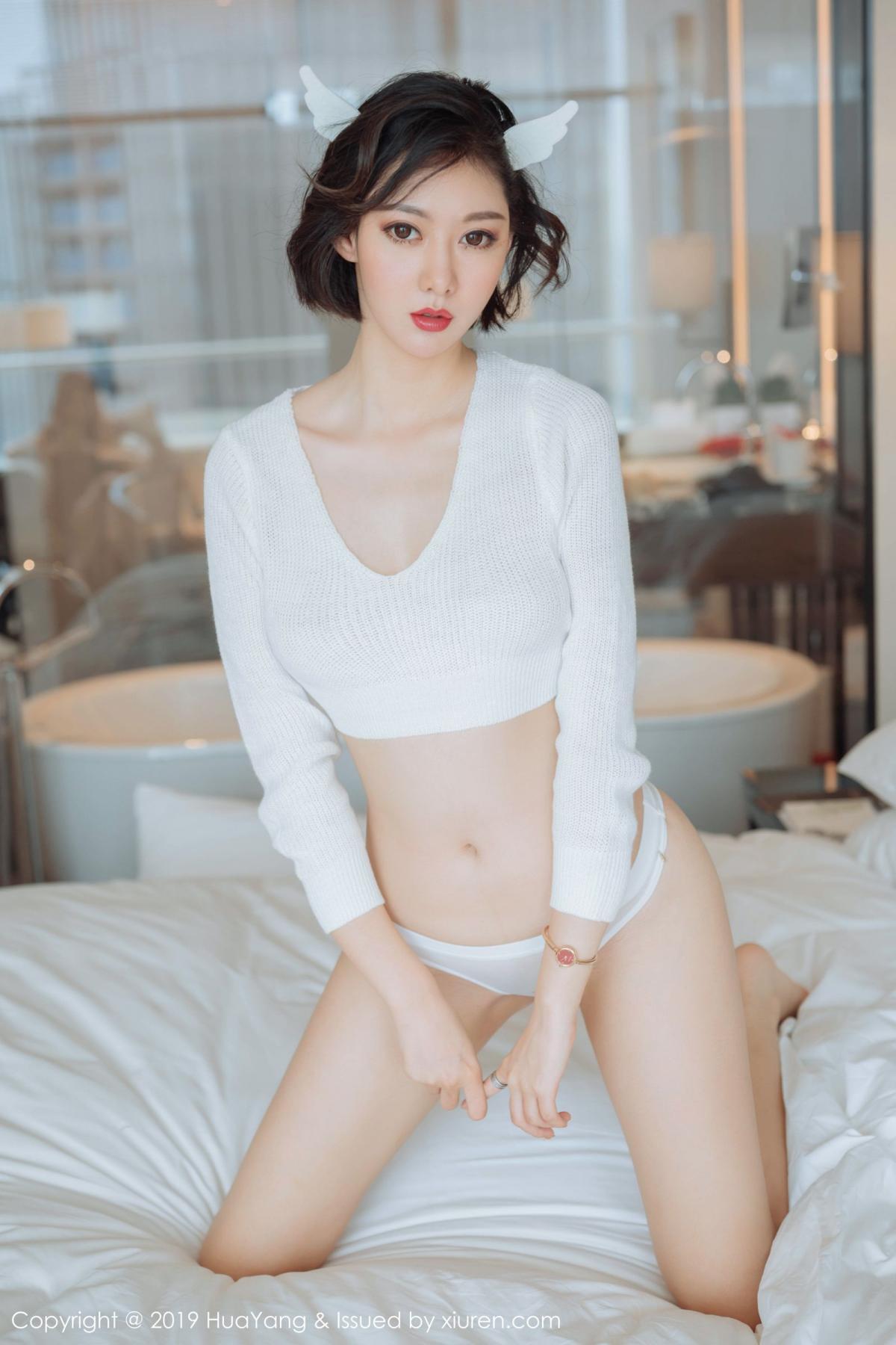 [Huayang] Vol.167 Fu Yi Xuan 18P, Fu Yi Xuan, HuaYang
