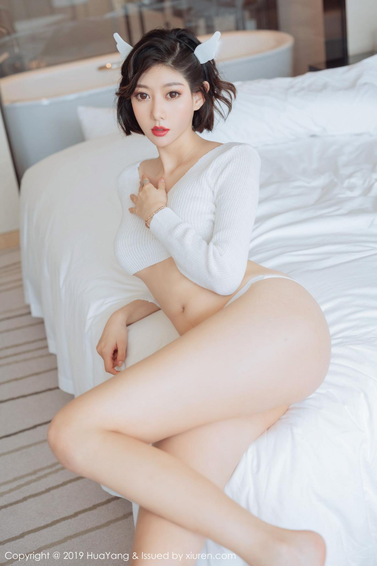 [Huayang] Vol.167 Fu Yi Xuan 3P, Fu Yi Xuan, HuaYang