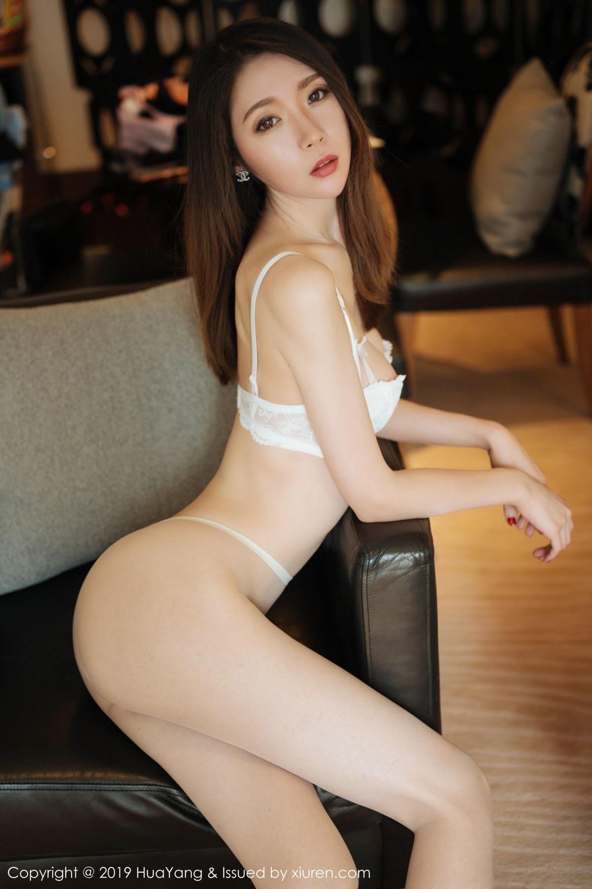 [Huayang] Vol.170 Meng Xin Yue 10P, HuaYang, Meng Xin Yue, Tall, Underwear
