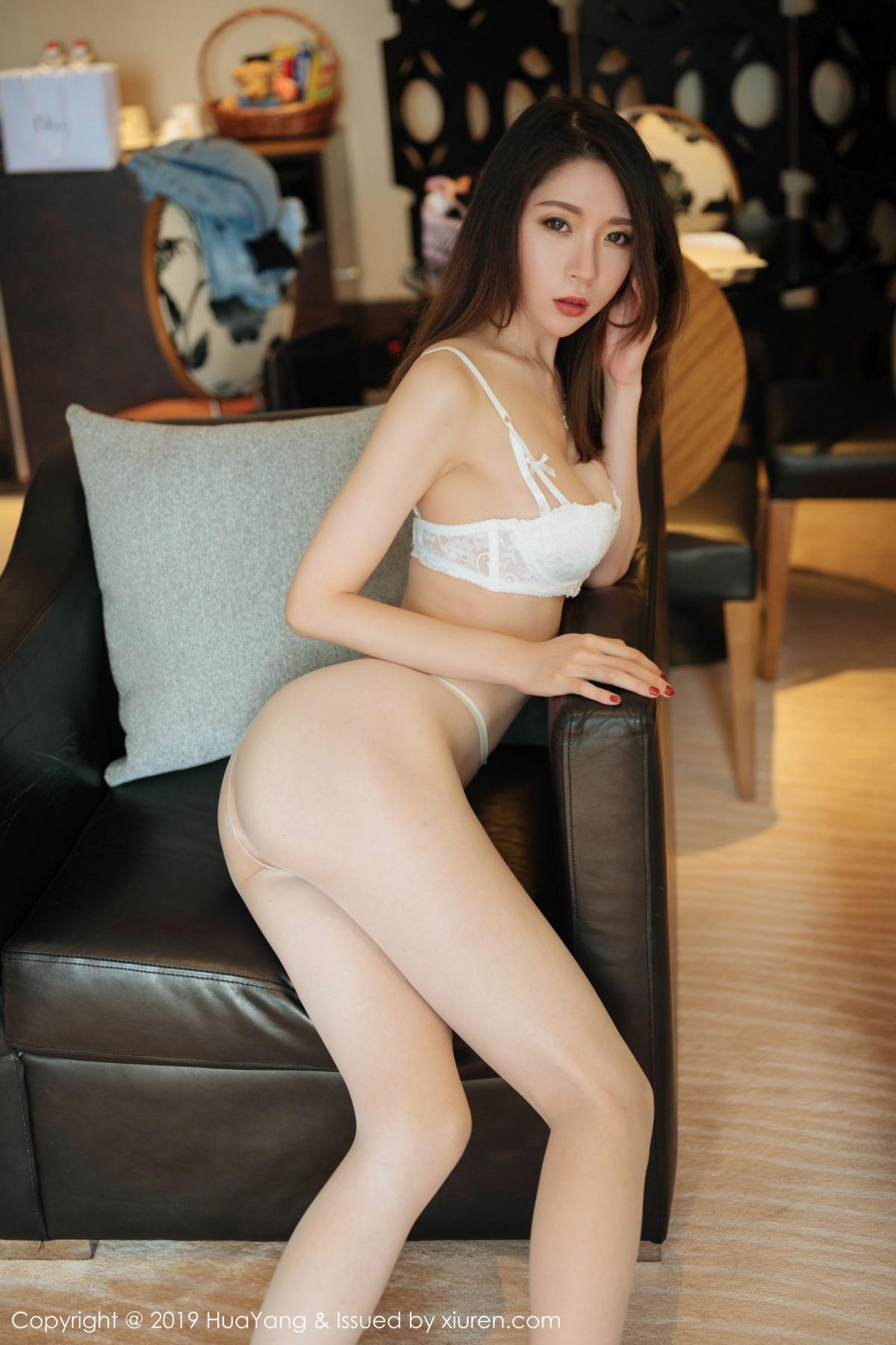 [Huayang] Vol.170 Meng Xin Yue 13P, HuaYang, Meng Xin Yue, Tall, Underwear