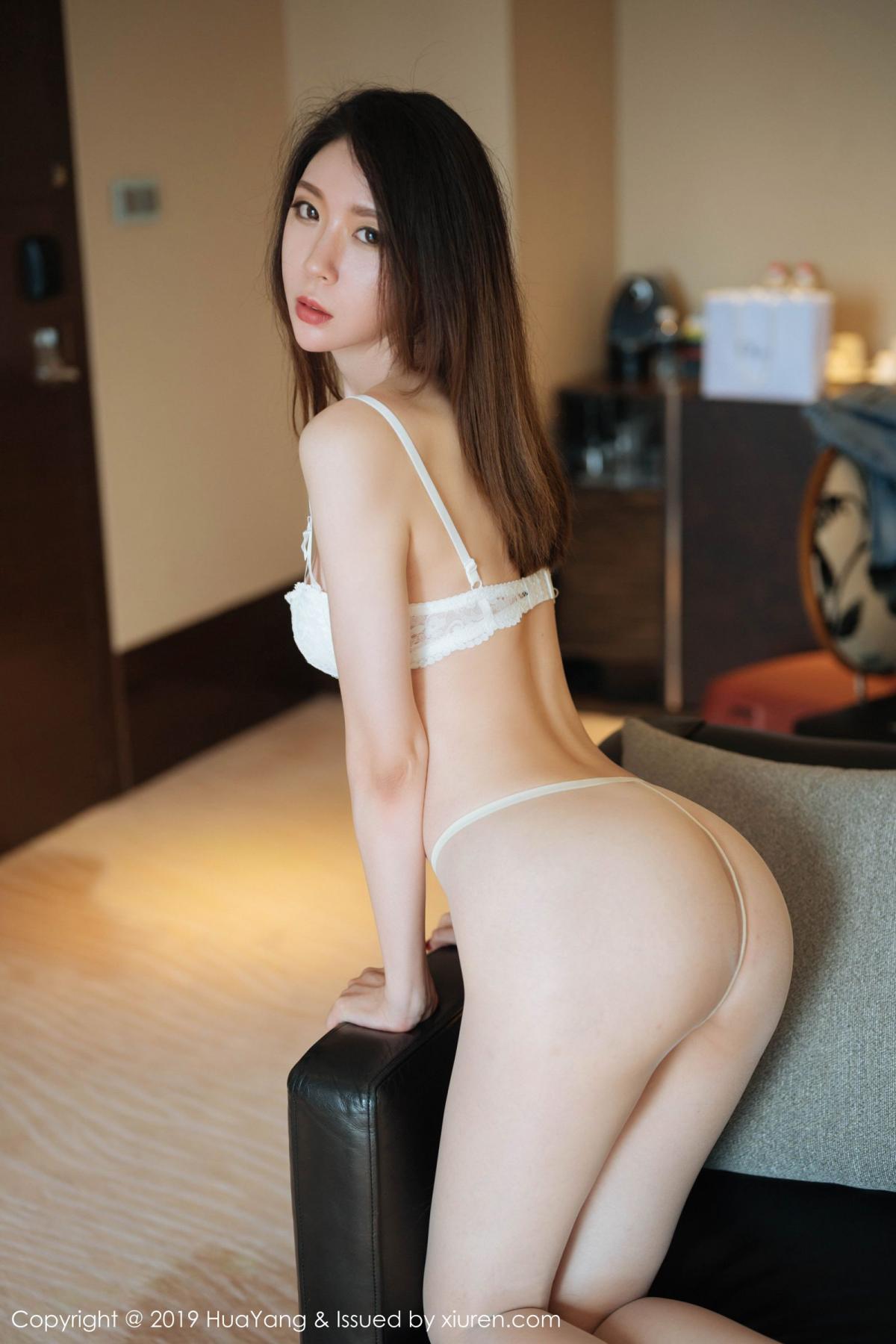 [Huayang] Vol.170 Meng Xin Yue 15P, HuaYang, Meng Xin Yue, Tall, Underwear