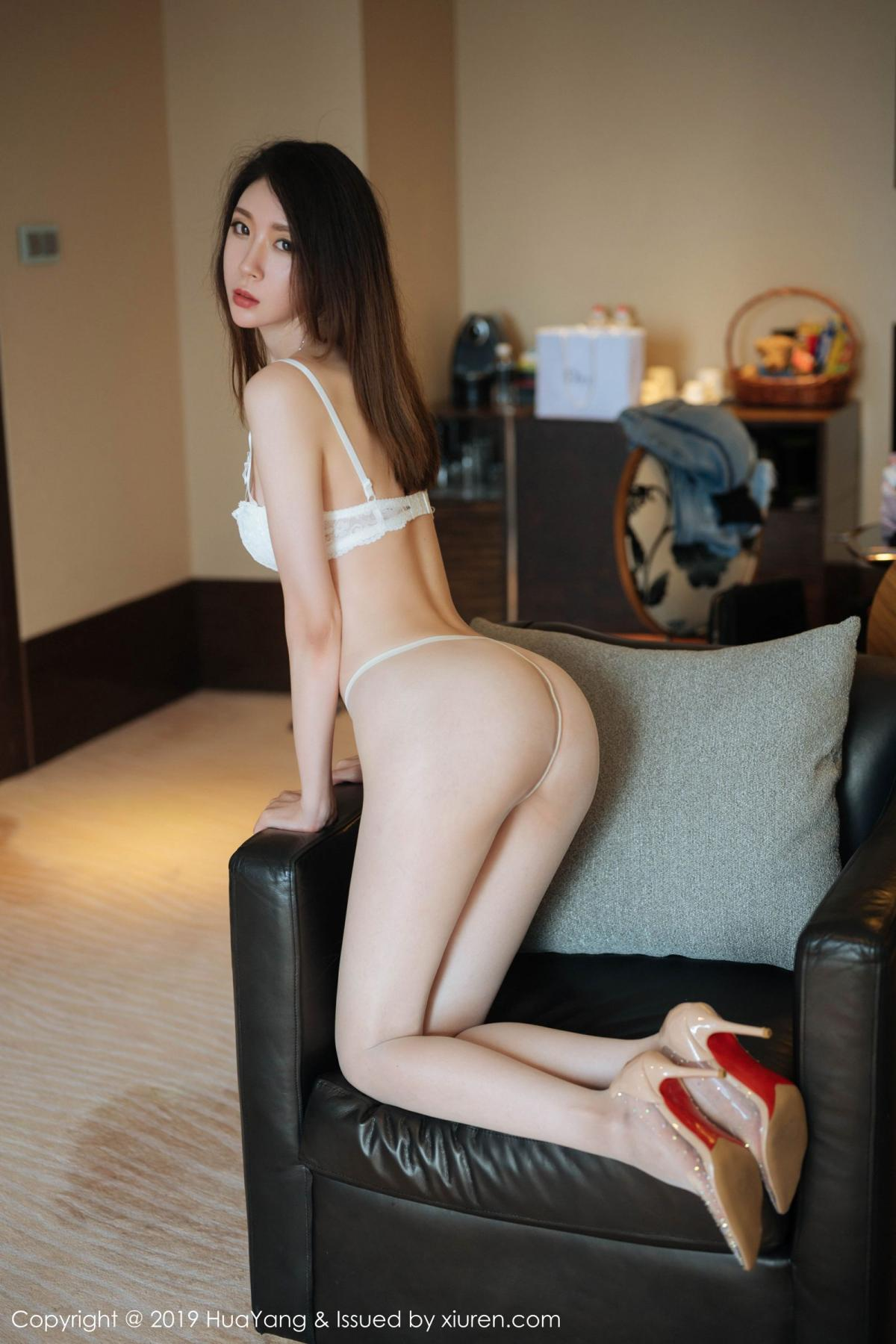 [Huayang] Vol.170 Meng Xin Yue 16P, HuaYang, Meng Xin Yue, Tall, Underwear