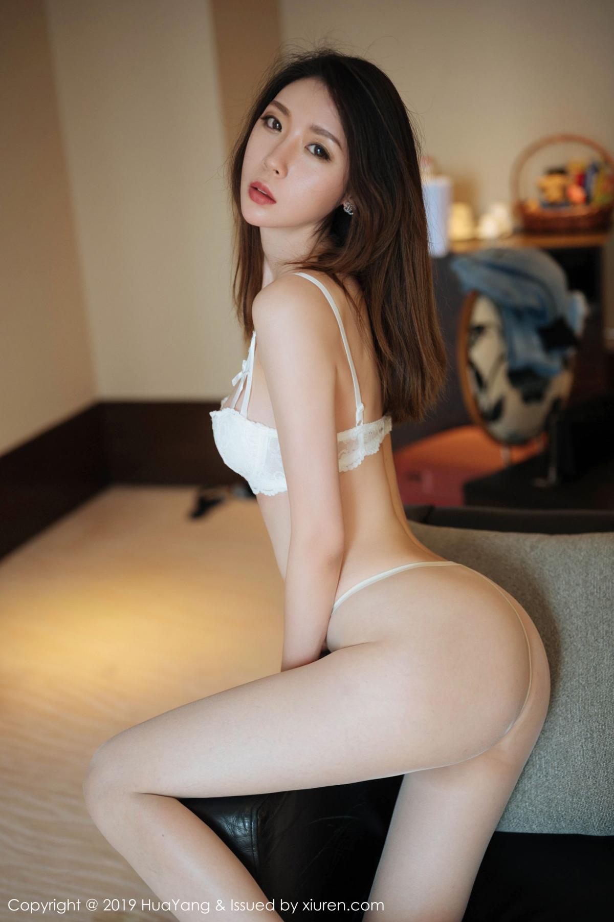 [Huayang] Vol.170 Meng Xin Yue 18P, HuaYang, Meng Xin Yue, Tall, Underwear