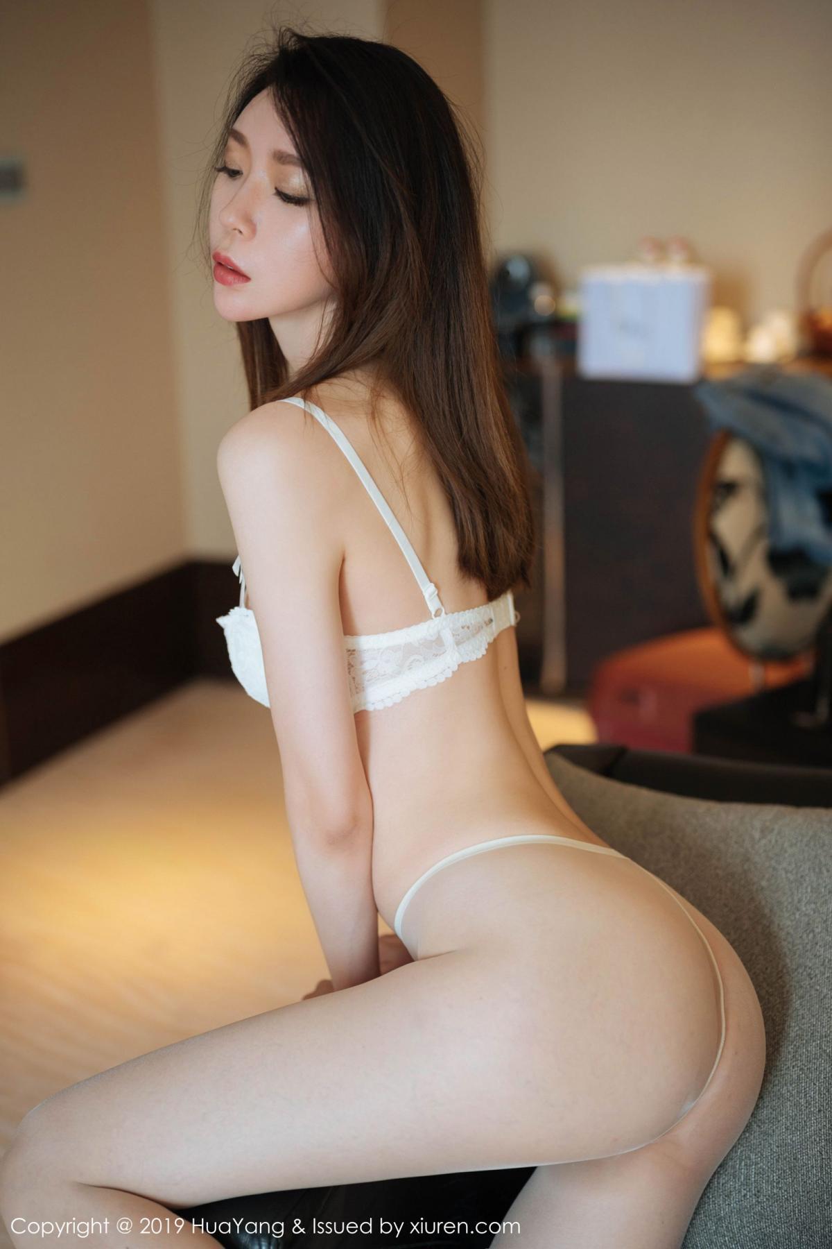 [Huayang] Vol.170 Meng Xin Yue 19P, HuaYang, Meng Xin Yue, Tall, Underwear
