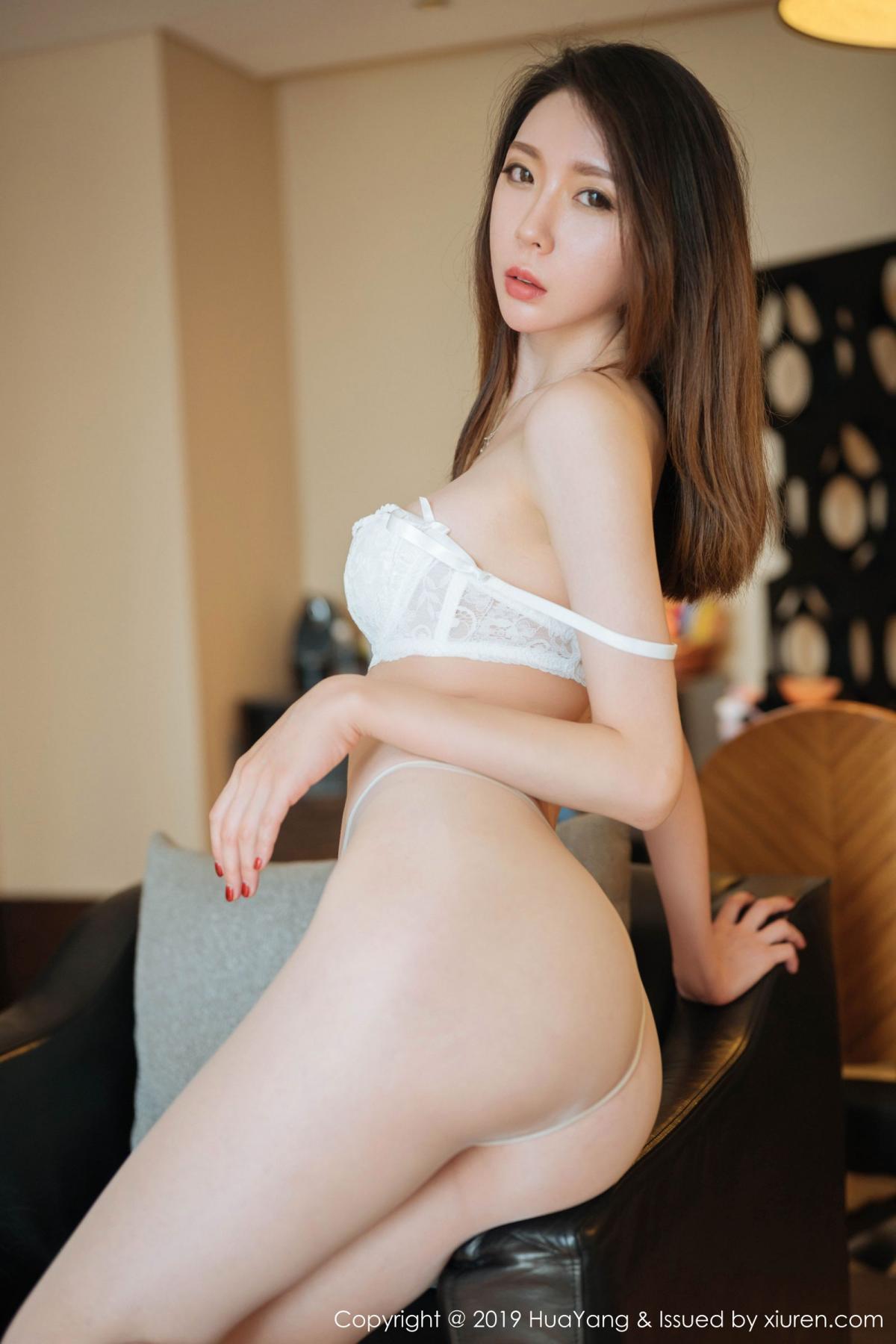 [Huayang] Vol.170 Meng Xin Yue 1P, HuaYang, Meng Xin Yue, Tall, Underwear