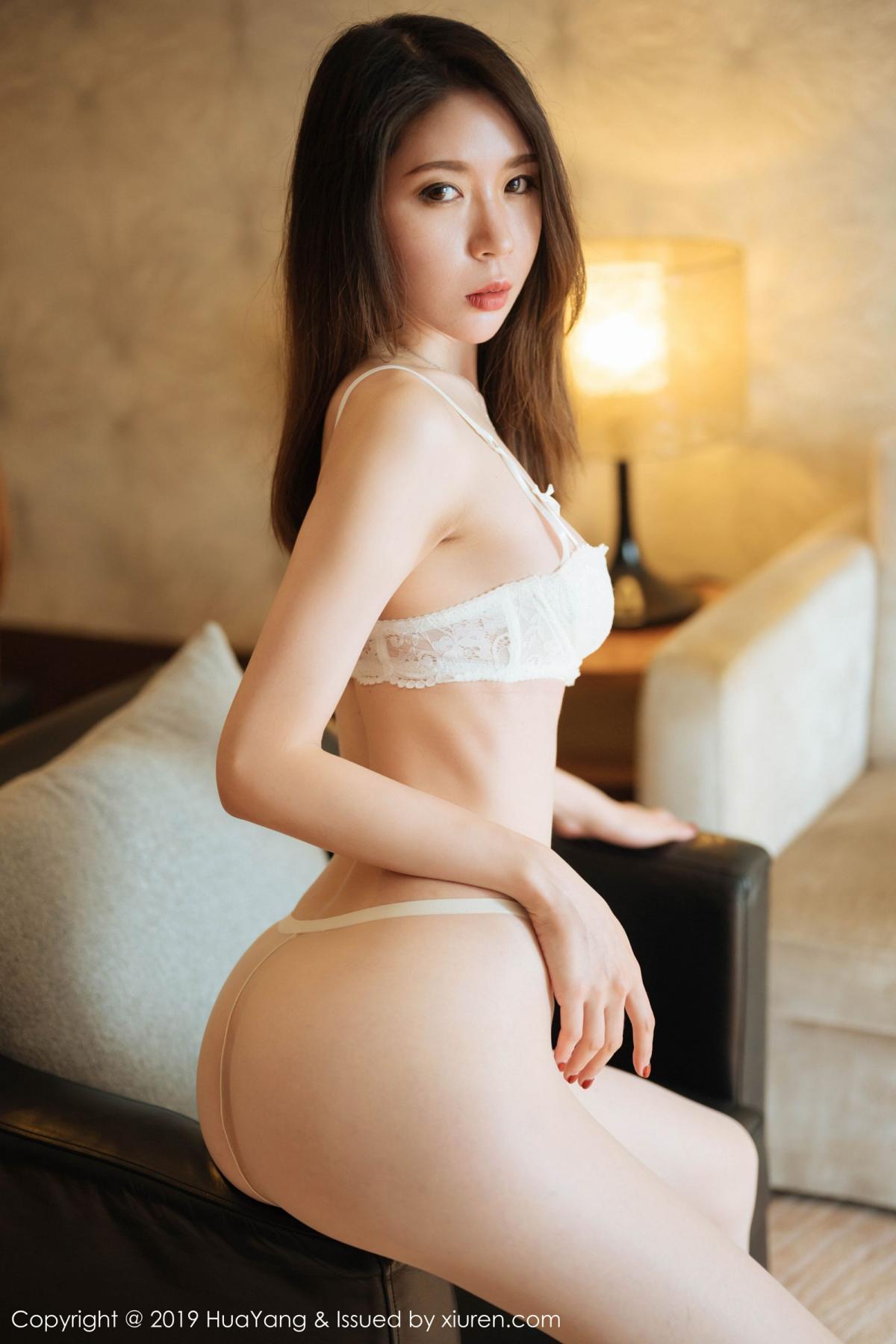 [Huayang] Vol.170 Meng Xin Yue 22P, HuaYang, Meng Xin Yue, Tall, Underwear