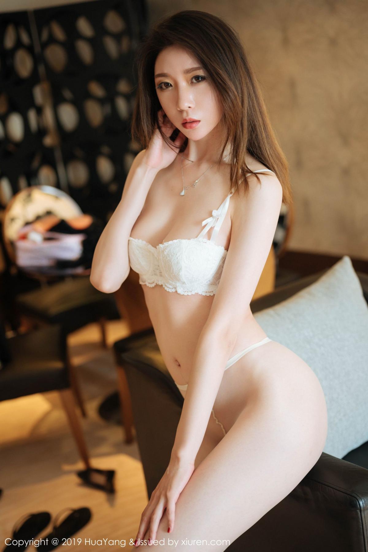[Huayang] Vol.170 Meng Xin Yue 28P, HuaYang, Meng Xin Yue, Tall, Underwear