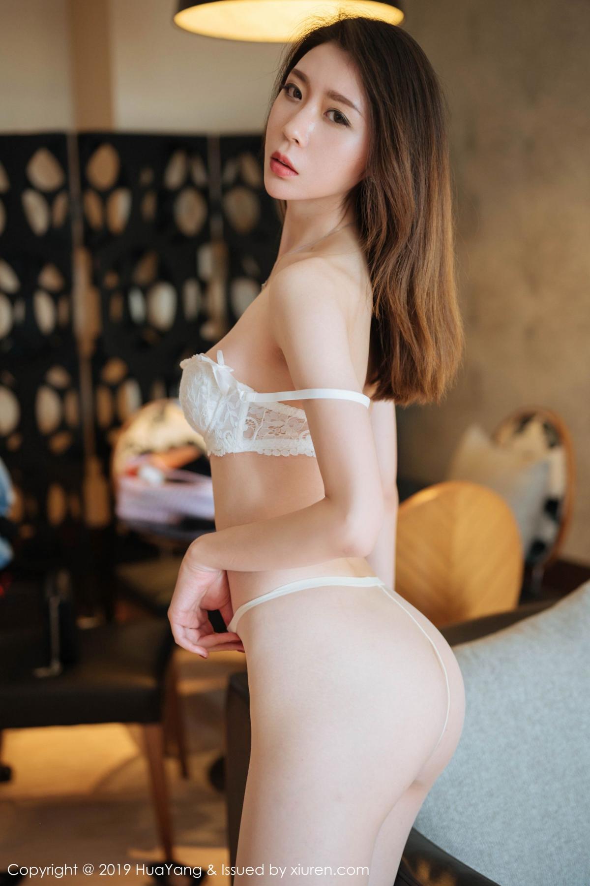 [Huayang] Vol.170 Meng Xin Yue 30P, HuaYang, Meng Xin Yue, Tall, Underwear