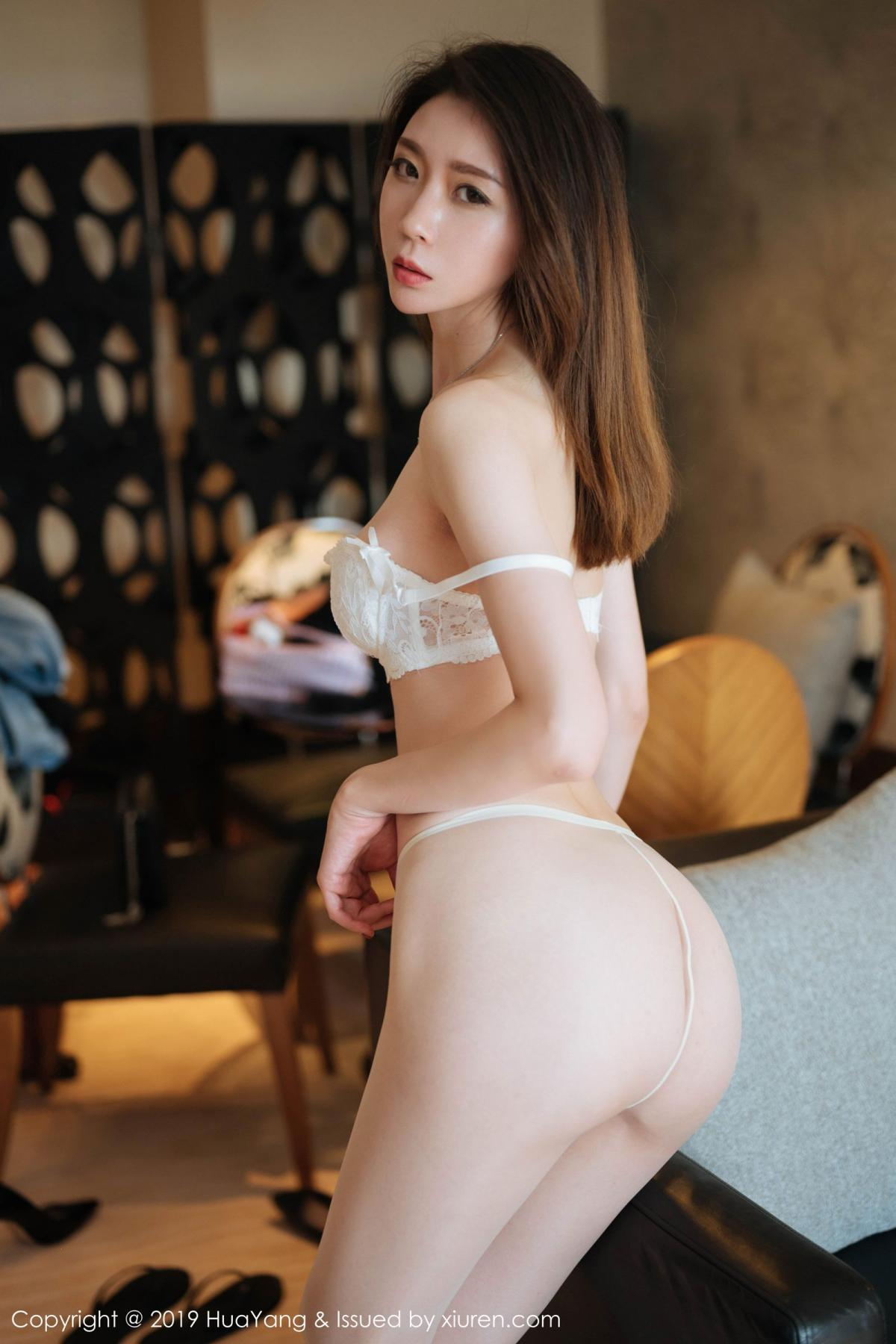 [Huayang] Vol.170 Meng Xin Yue 32P, HuaYang, Meng Xin Yue, Tall, Underwear