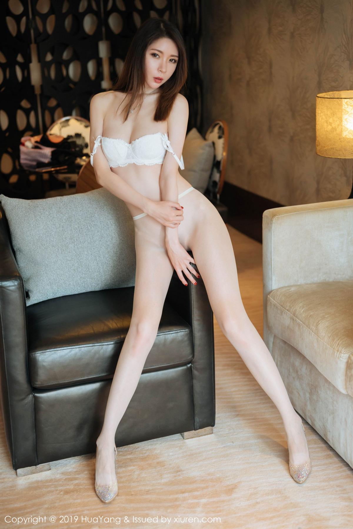[Huayang] Vol.170 Meng Xin Yue 33P, HuaYang, Meng Xin Yue, Tall, Underwear