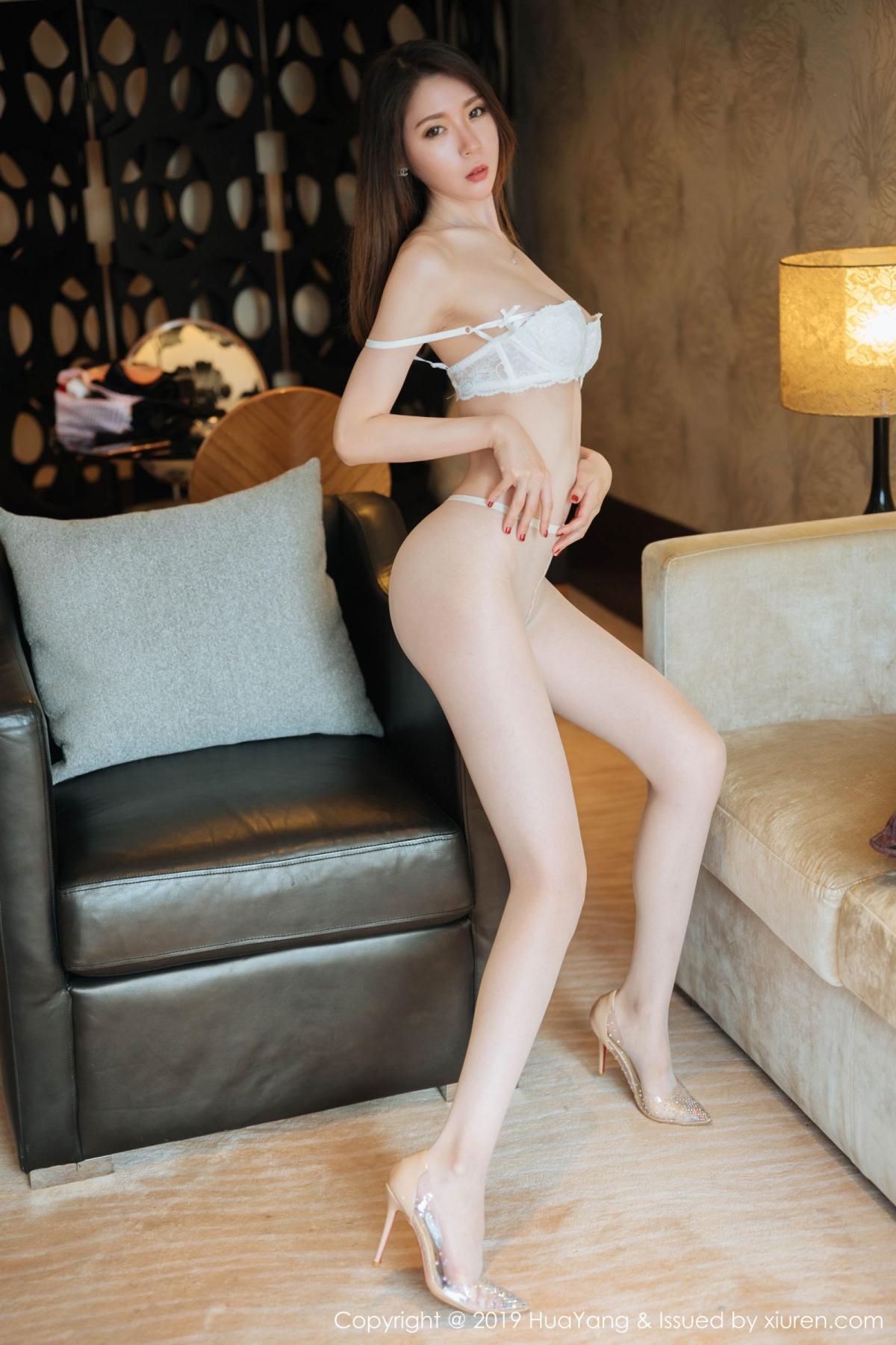 [Huayang] Vol.170 Meng Xin Yue 34P, HuaYang, Meng Xin Yue, Tall, Underwear