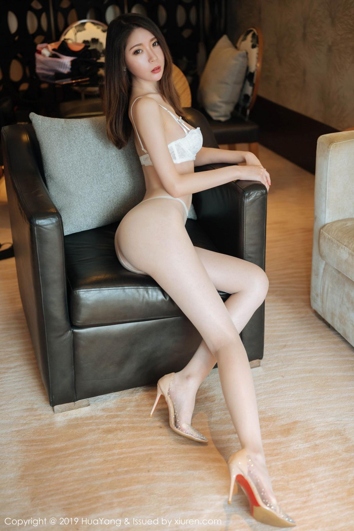 [Huayang] Vol.170 Meng Xin Yue 3P, HuaYang, Meng Xin Yue, Tall, Underwear