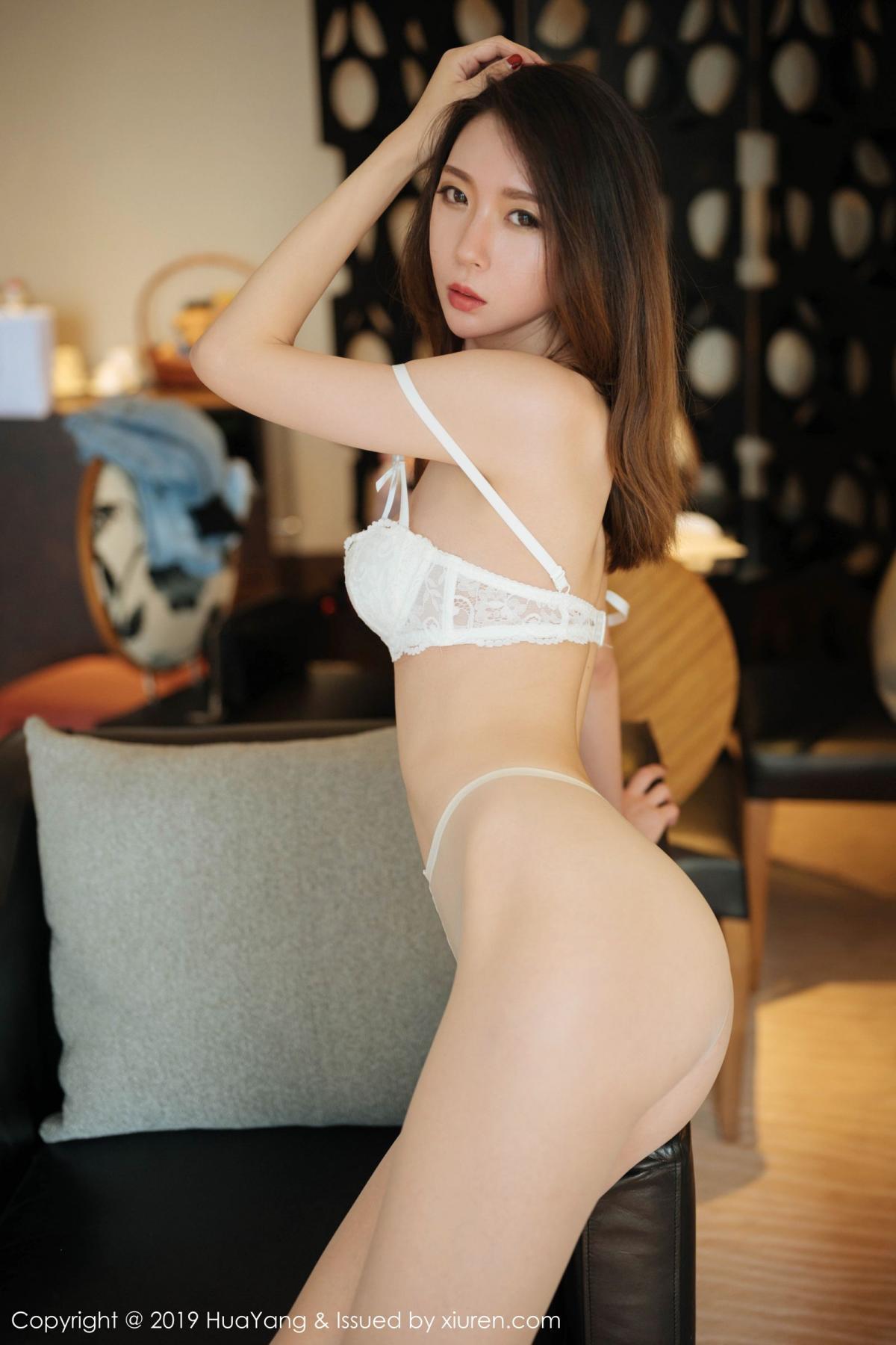[Huayang] Vol.170 Meng Xin Yue 43P, HuaYang, Meng Xin Yue, Tall, Underwear