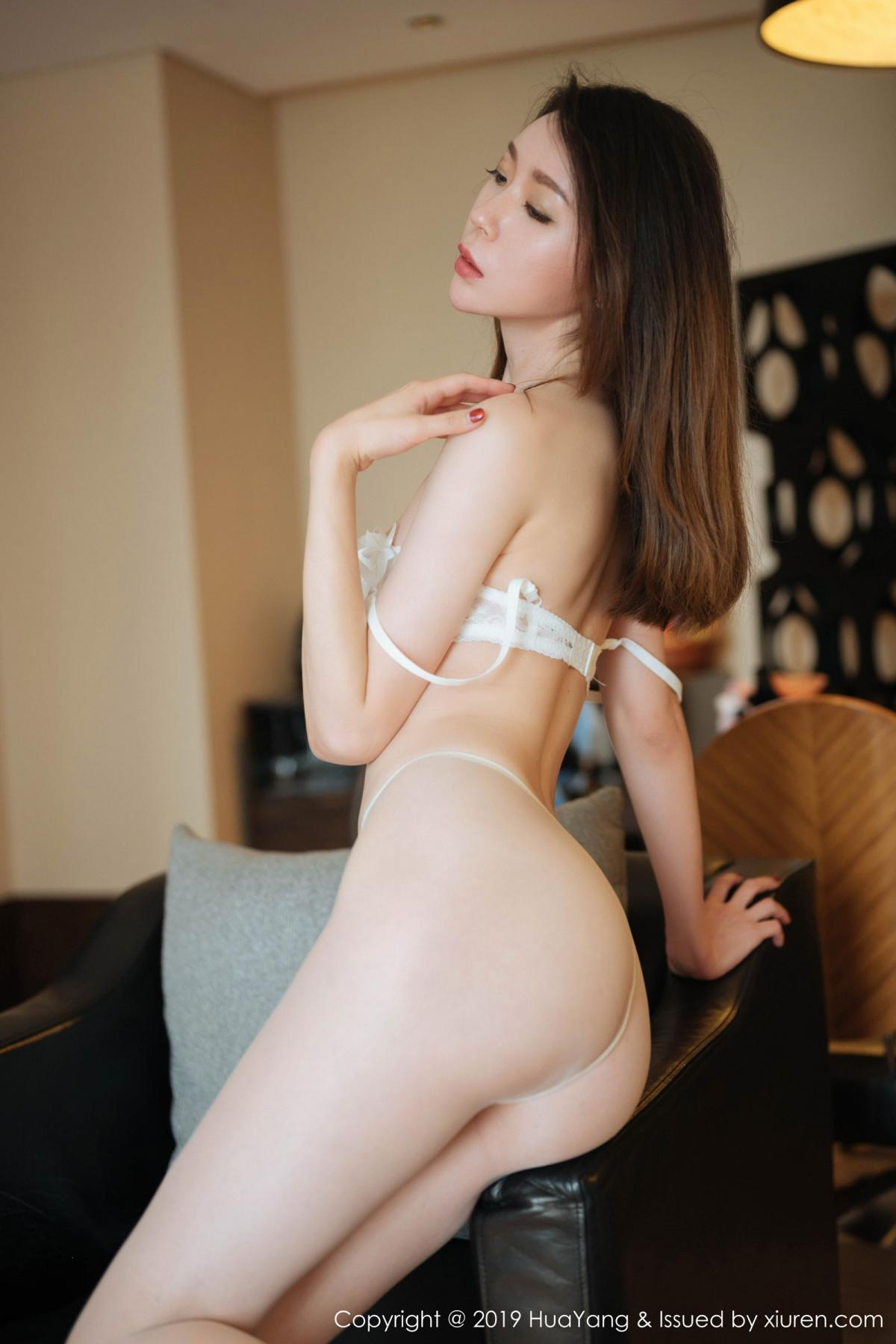 [Huayang] Vol.170 Meng Xin Yue 45P, HuaYang, Meng Xin Yue, Tall, Underwear
