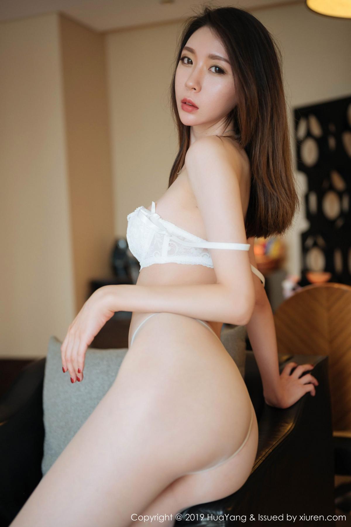 [Huayang] Vol.170 Meng Xin Yue 46P, HuaYang, Meng Xin Yue, Tall, Underwear