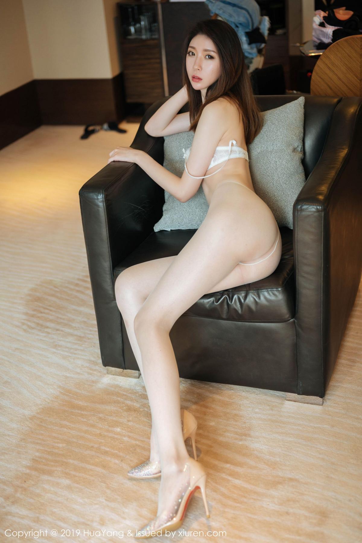[Huayang] Vol.170 Meng Xin Yue 49P, HuaYang, Meng Xin Yue, Tall, Underwear