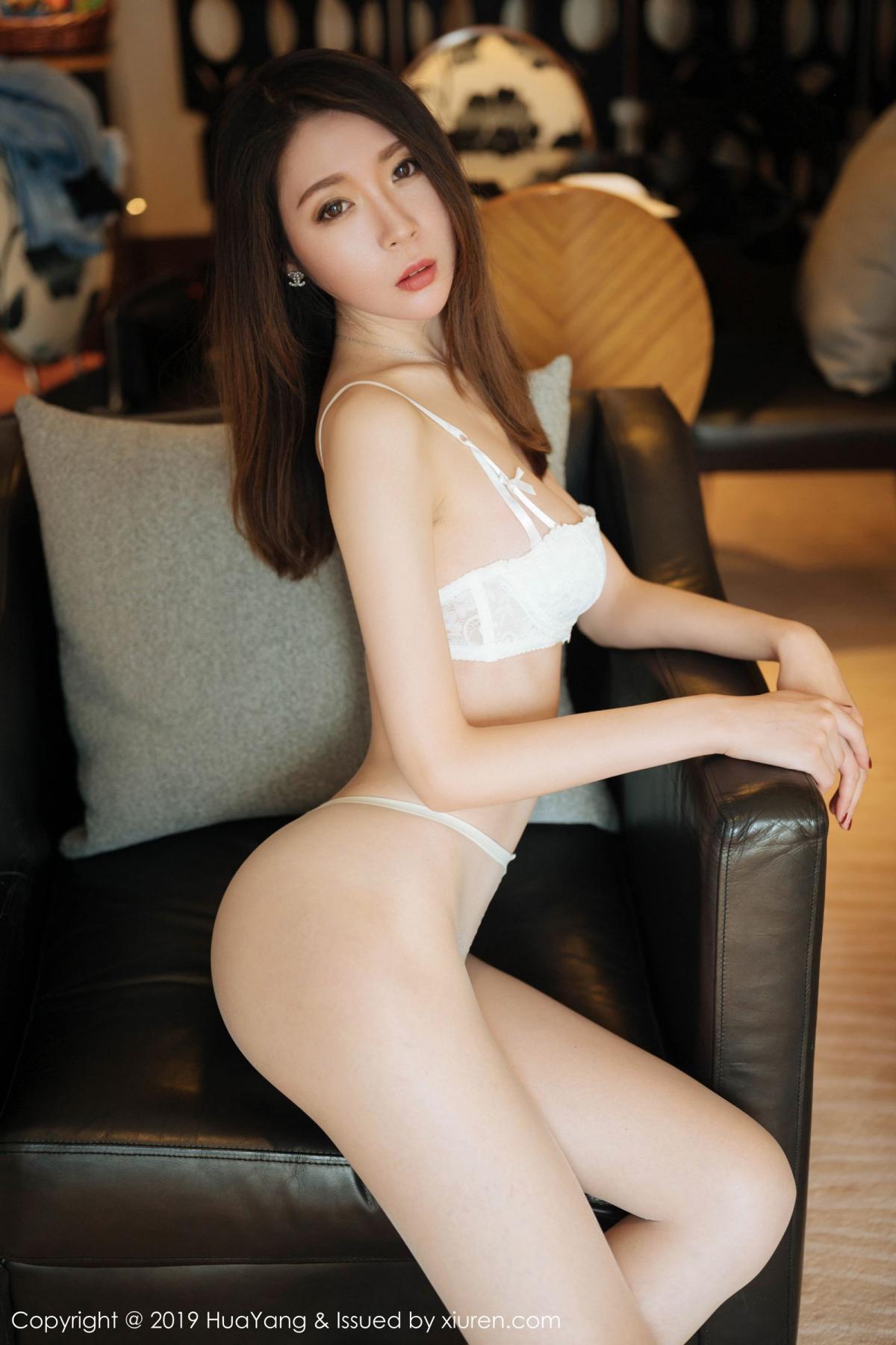 [Huayang] Vol.170 Meng Xin Yue 4P, HuaYang, Meng Xin Yue, Tall, Underwear