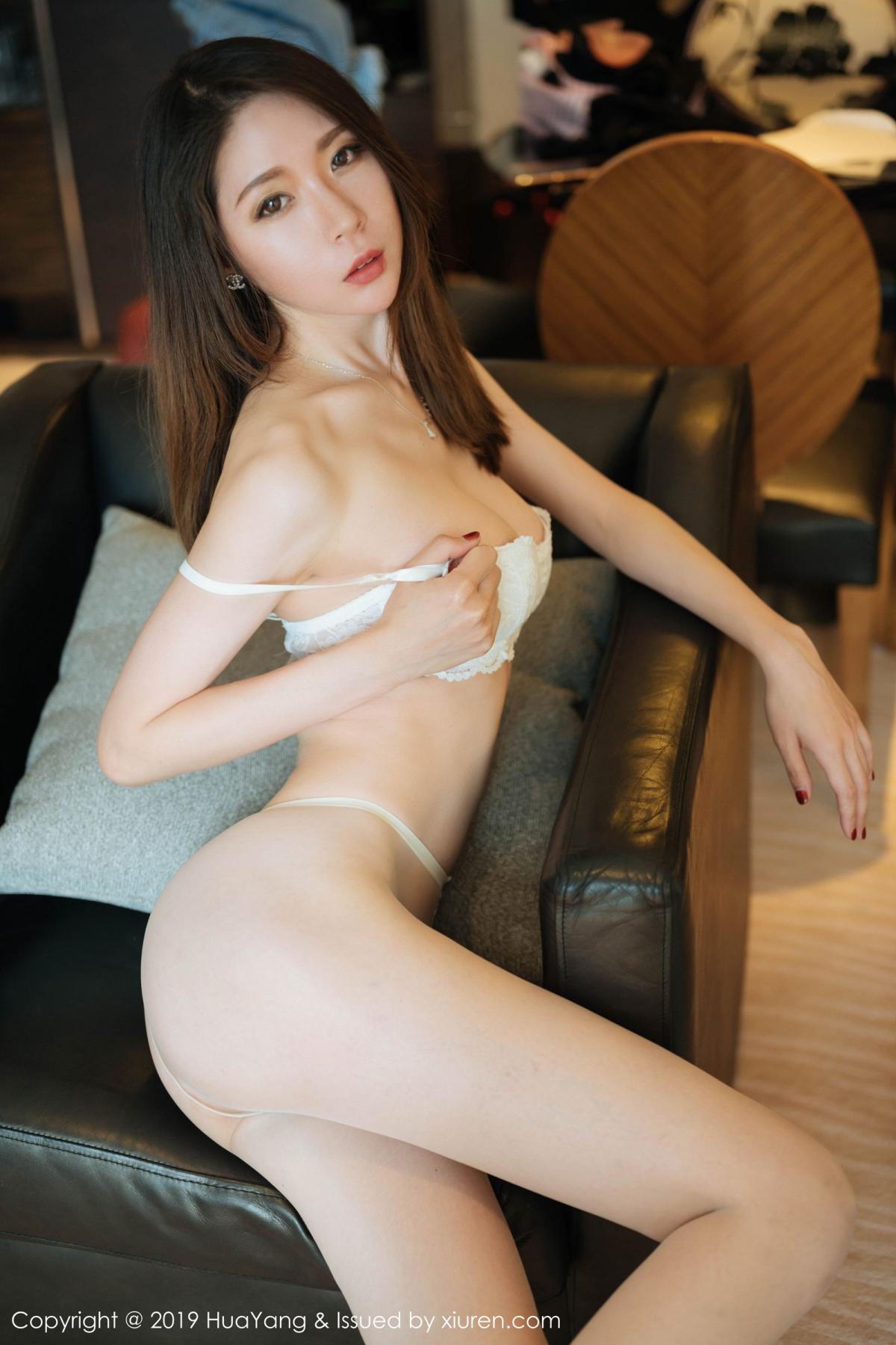 [Huayang] Vol.170 Meng Xin Yue 52P, HuaYang, Meng Xin Yue, Tall, Underwear