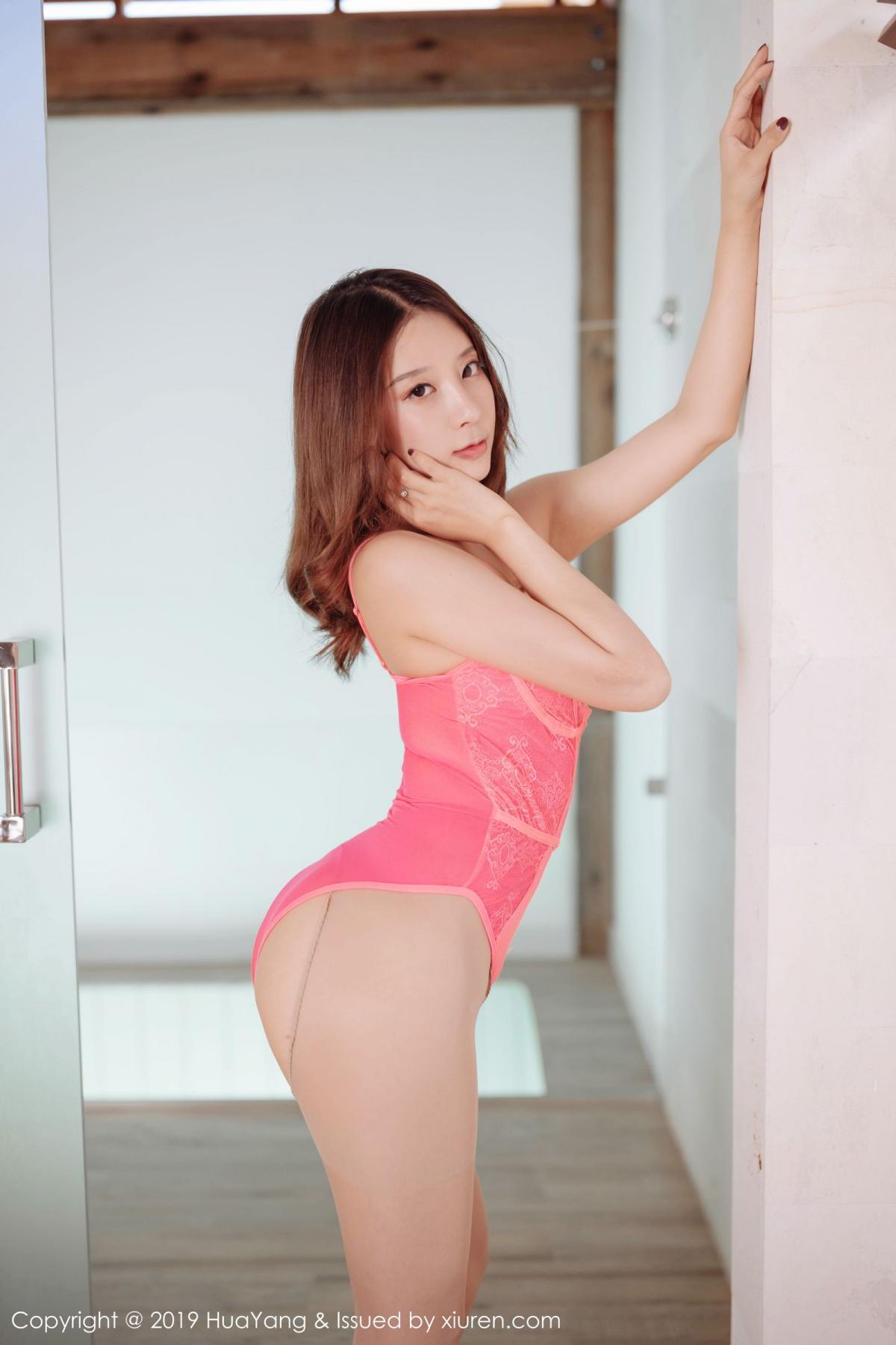 [Huayang] Vol.175 Duan Xiao Hui 3P, Duan Xiao Hui, HuaYang, Underwear