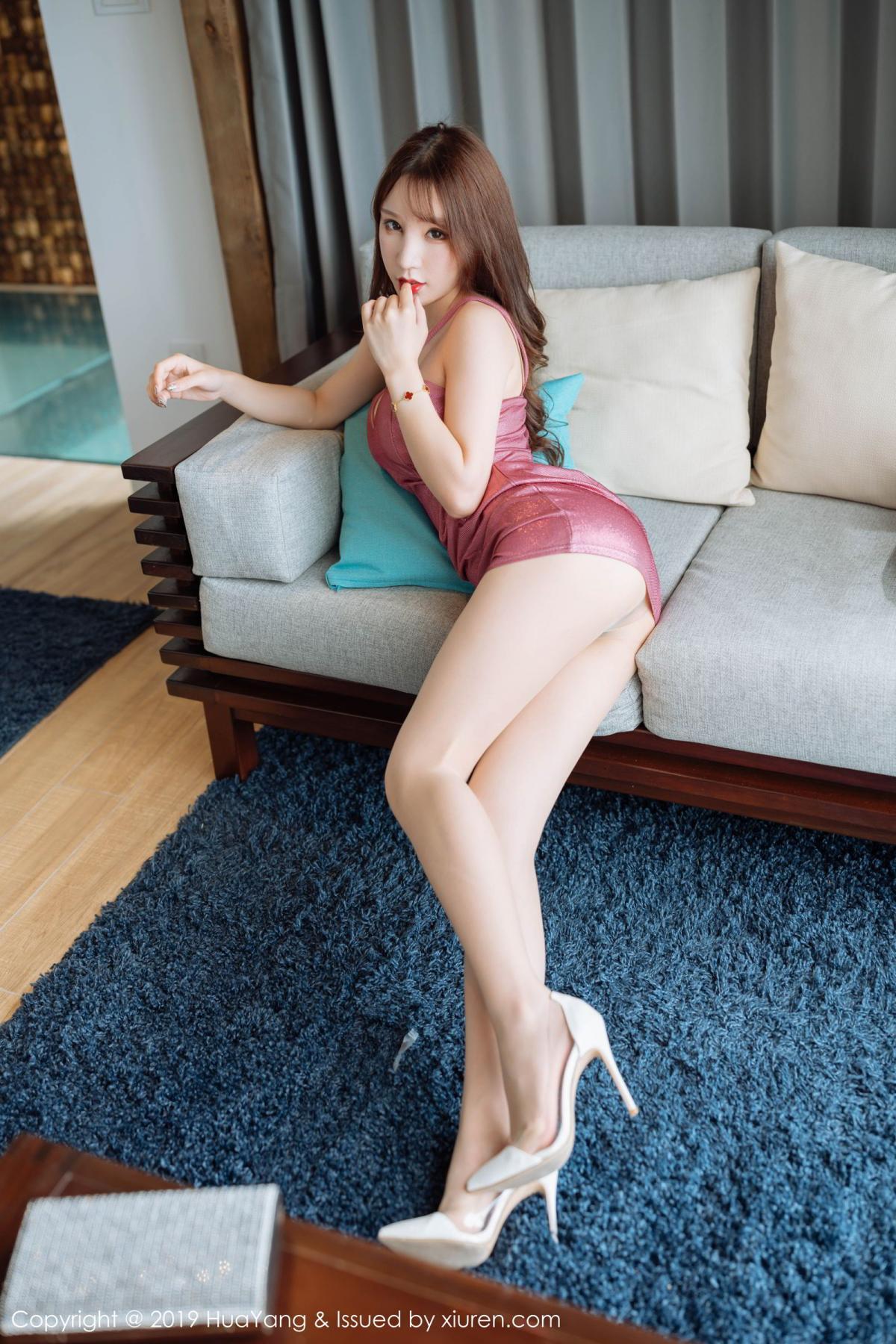 [Huayang] Vol.181 Zhou Yu Xi 18P, HuaYang, Zhou Yu Xi