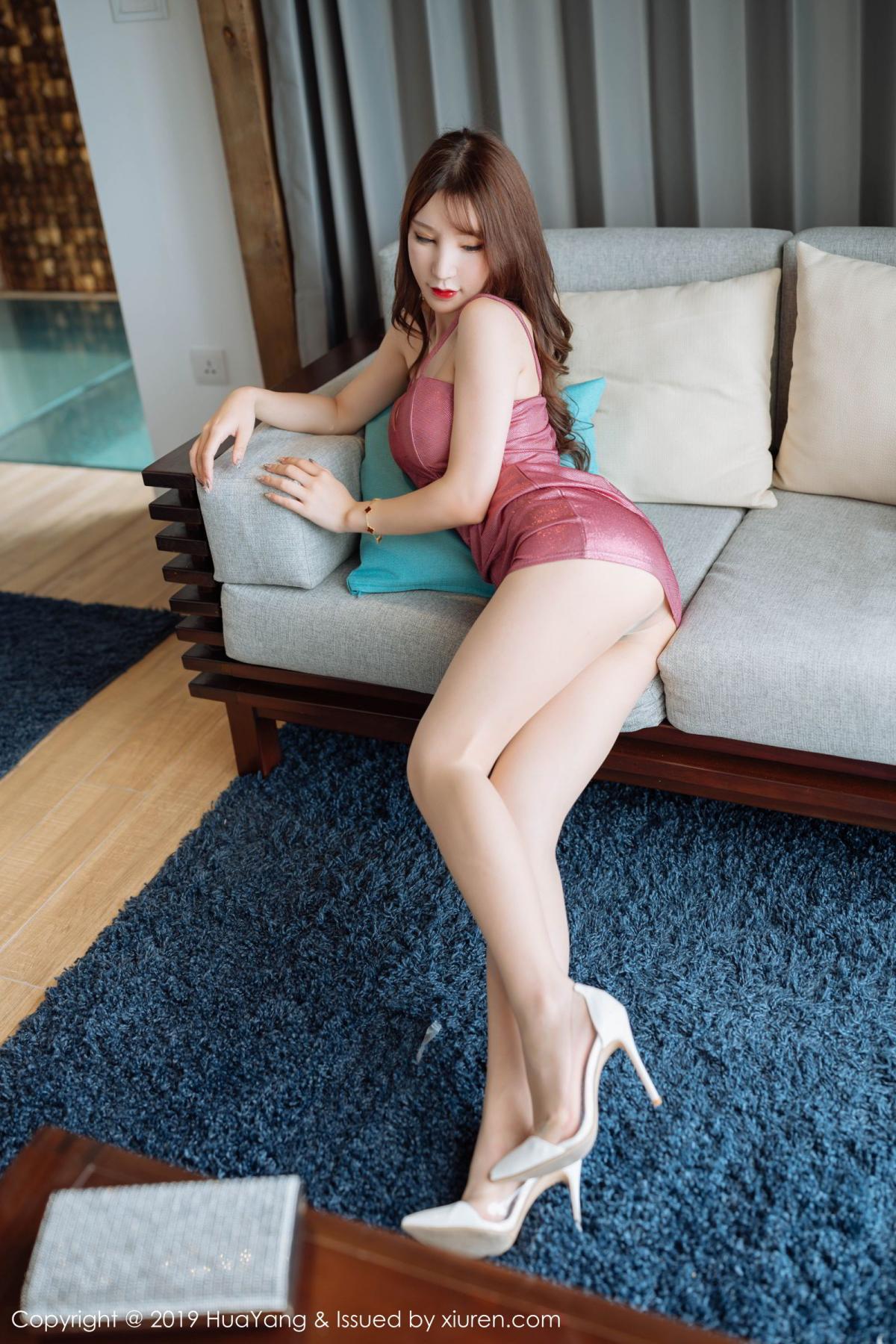 [Huayang] Vol.181 Zhou Yu Xi 19P, HuaYang, Zhou Yu Xi