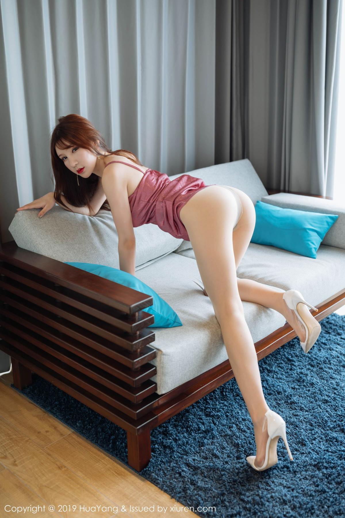 [Huayang] Vol.181 Zhou Yu Xi 51P, HuaYang, Zhou Yu Xi