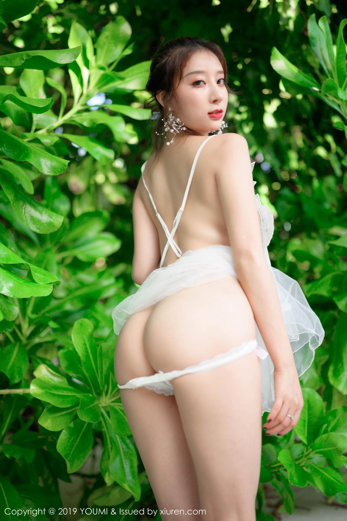 [Huayang] Vol.191 Duan Xiao Hui 14P, Beach, Duan Xiao Hui, HuaYang, Underwear