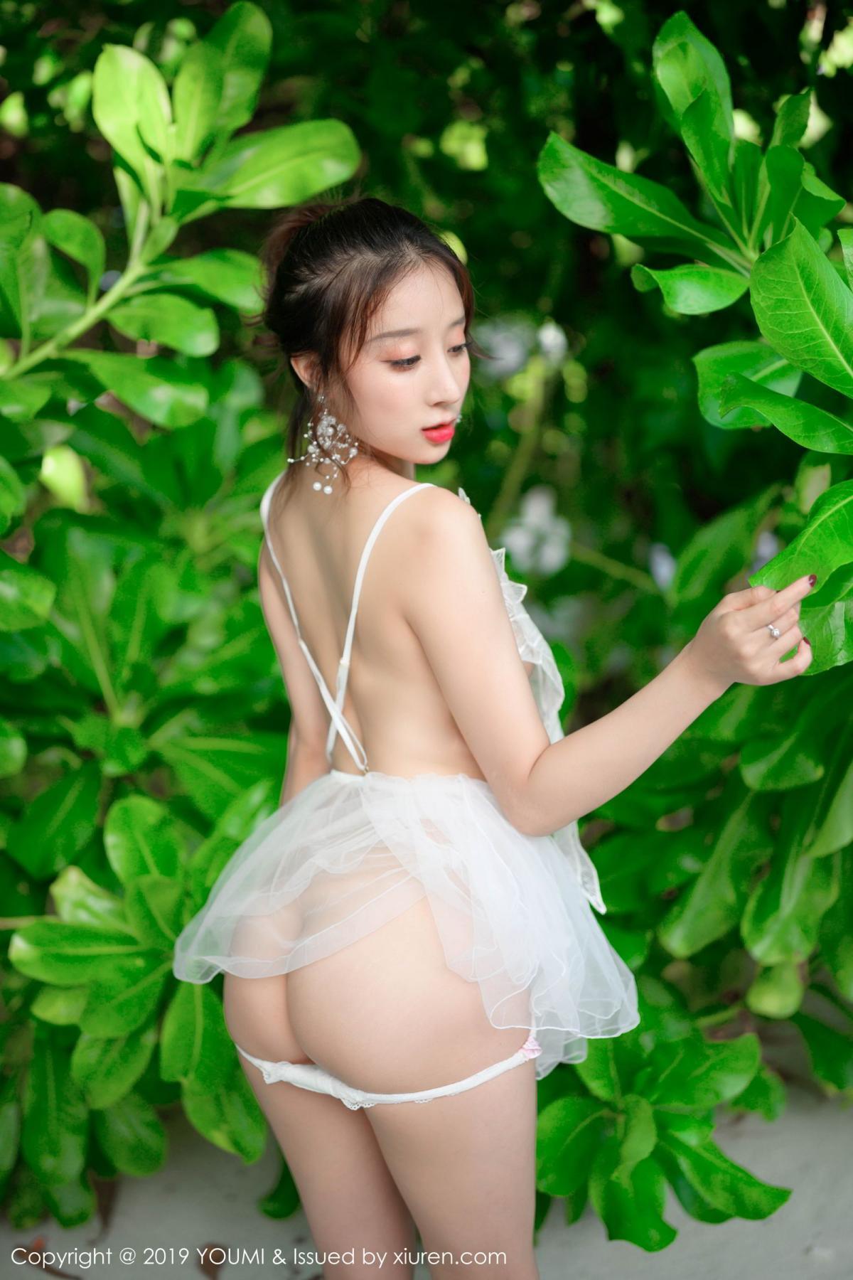 [Huayang] Vol.191 Duan Xiao Hui 19P, Beach, Duan Xiao Hui, HuaYang, Underwear