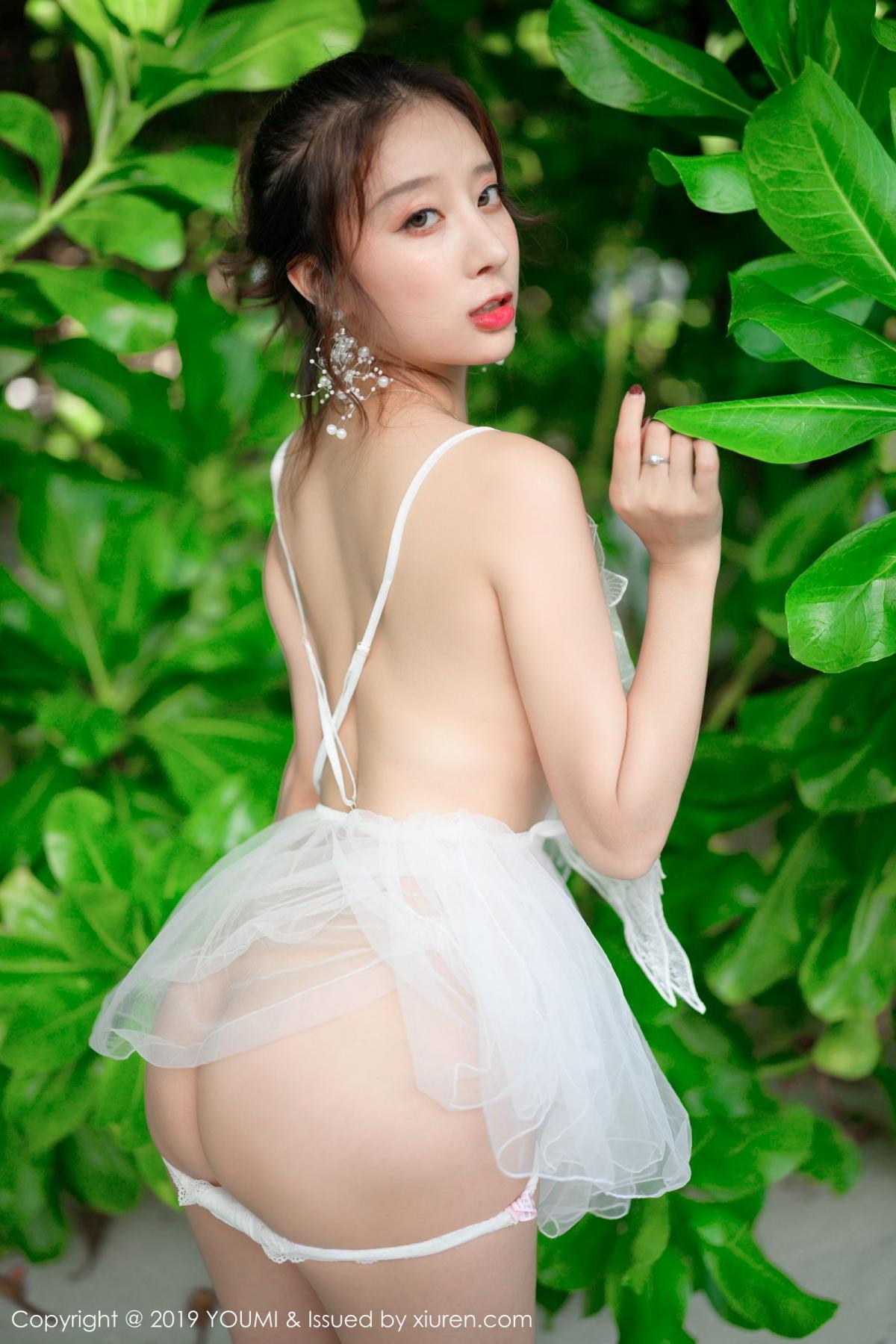 [Huayang] Vol.191 Duan Xiao Hui 21P, Beach, Duan Xiao Hui, HuaYang, Underwear