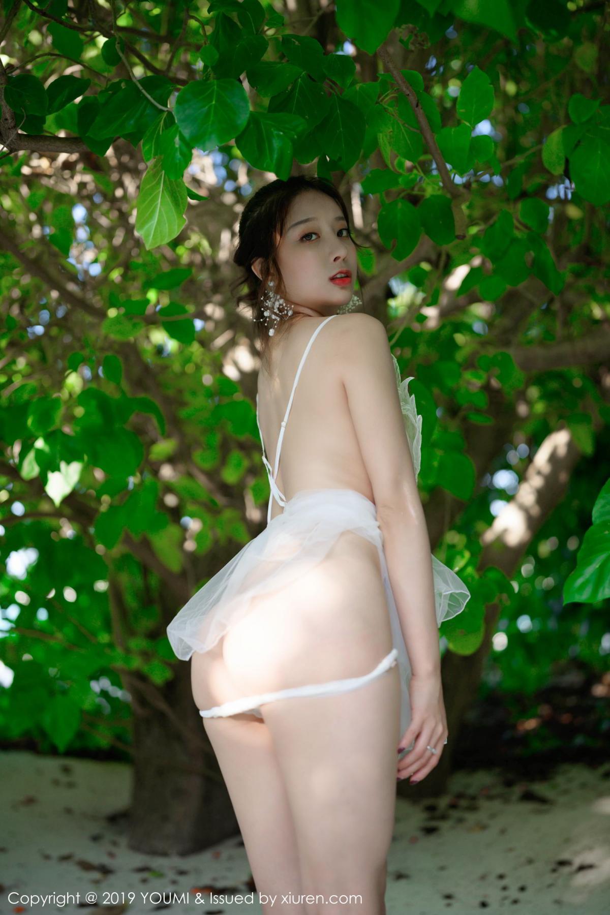 [Huayang] Vol.191 Duan Xiao Hui 24P, Beach, Duan Xiao Hui, HuaYang, Underwear