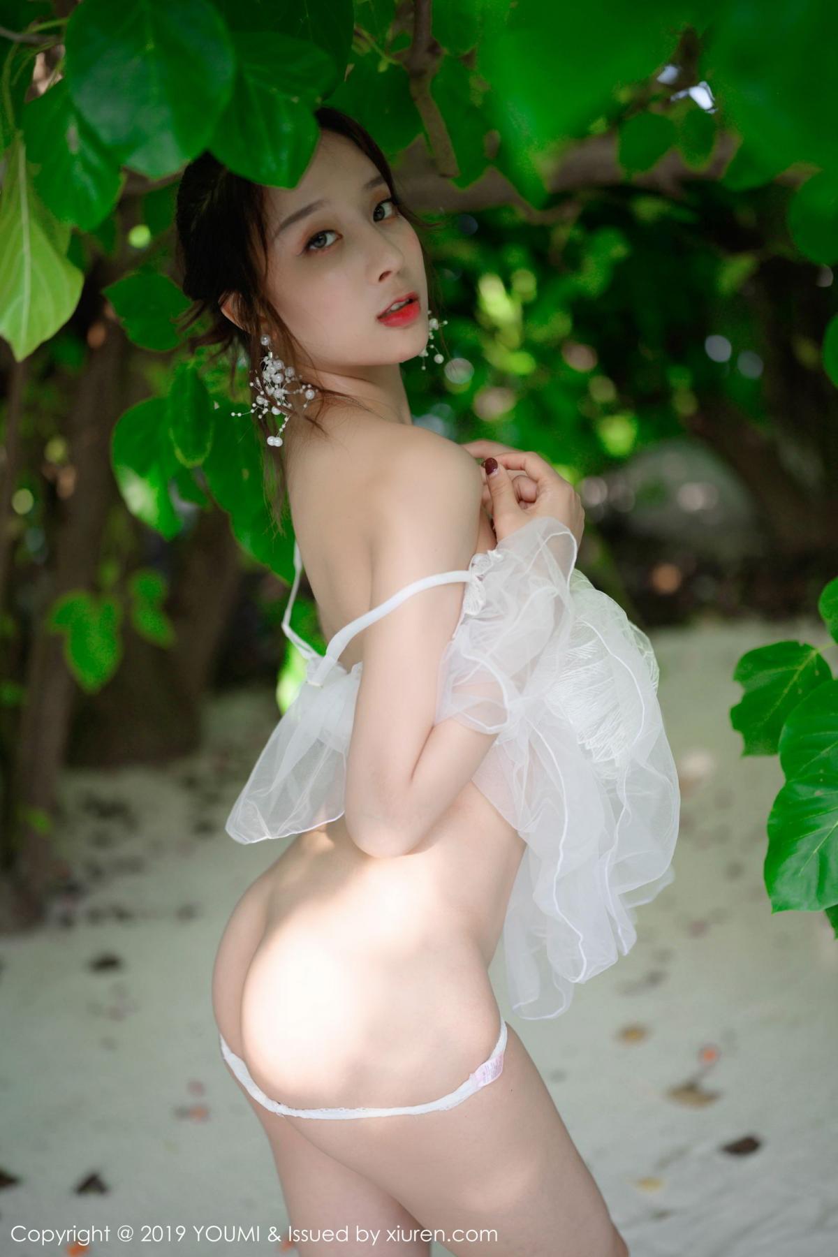 [Huayang] Vol.191 Duan Xiao Hui 30P, Beach, Duan Xiao Hui, HuaYang, Underwear