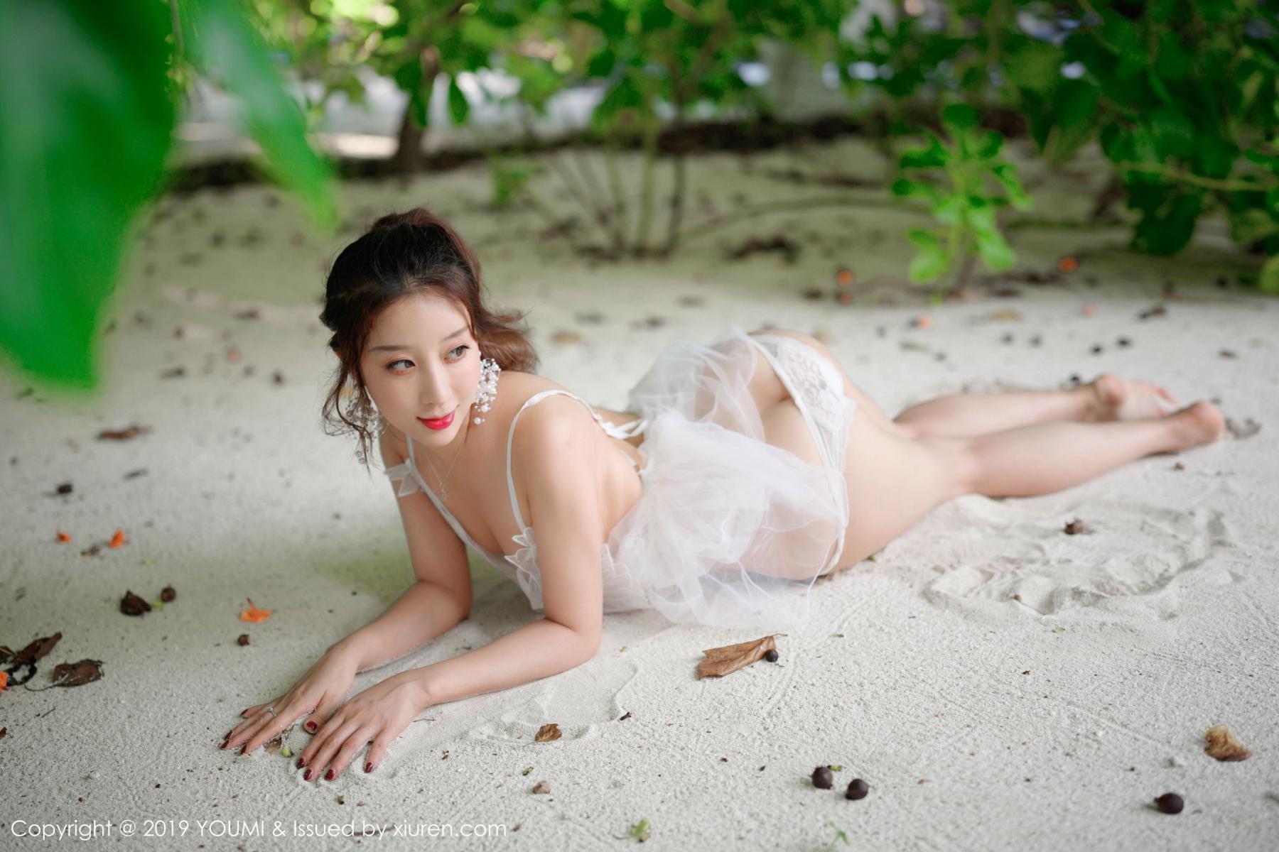 [Huayang] Vol.191 Duan Xiao Hui 32P, Beach, Duan Xiao Hui, HuaYang, Underwear